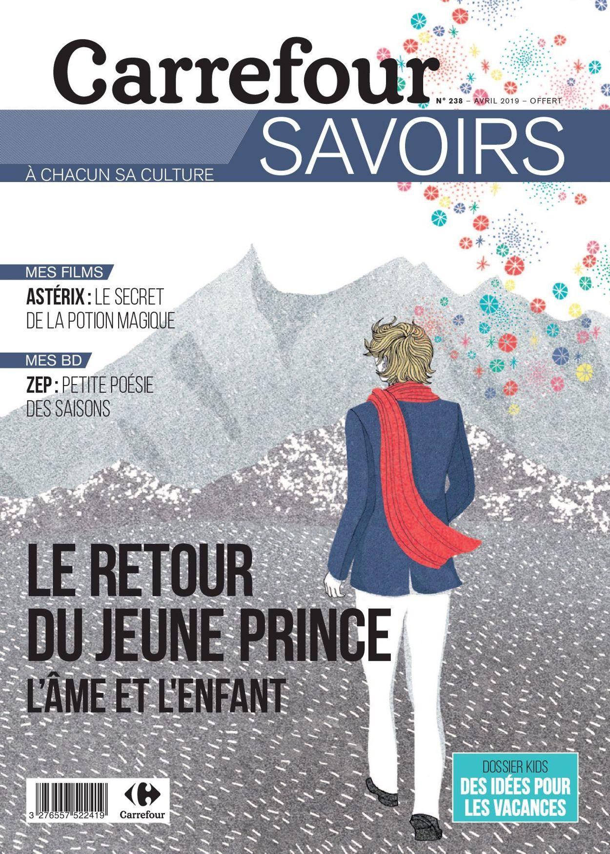Carrefour Catalogue - 01.04-30.04.2019