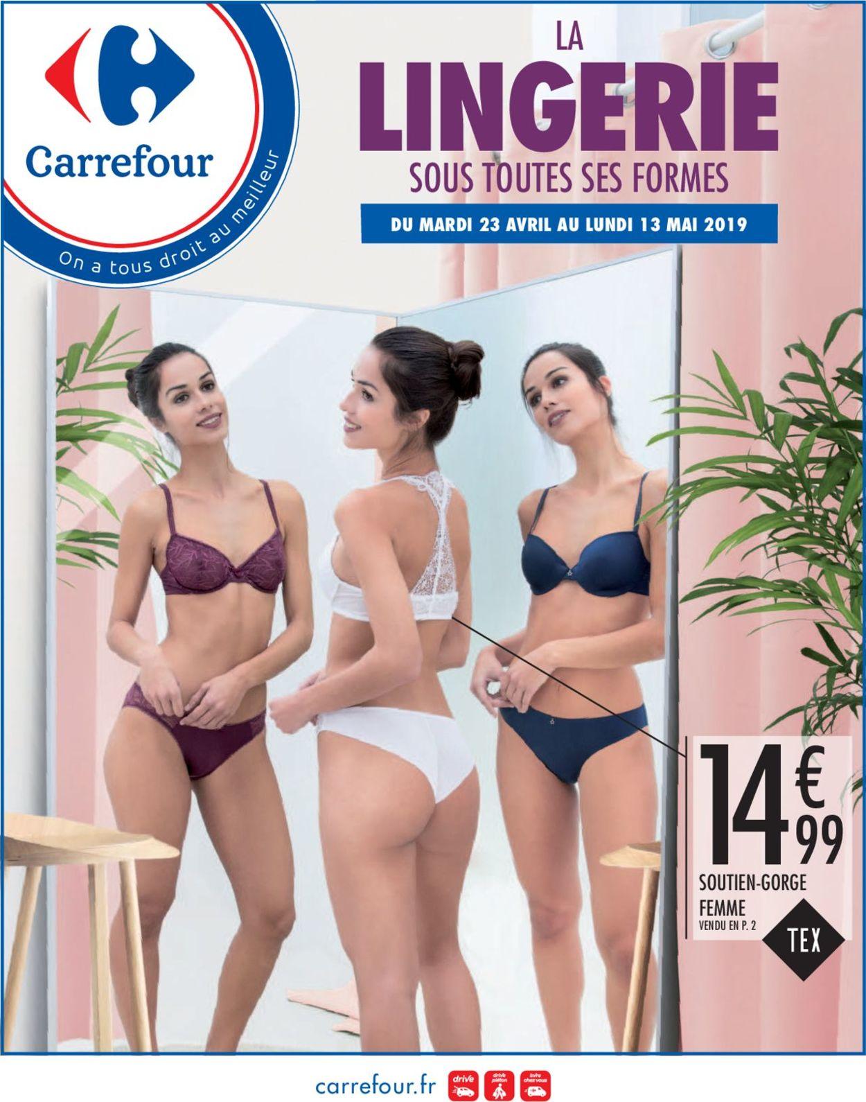 Carrefour Catalogue - 23.04-06.05.2019