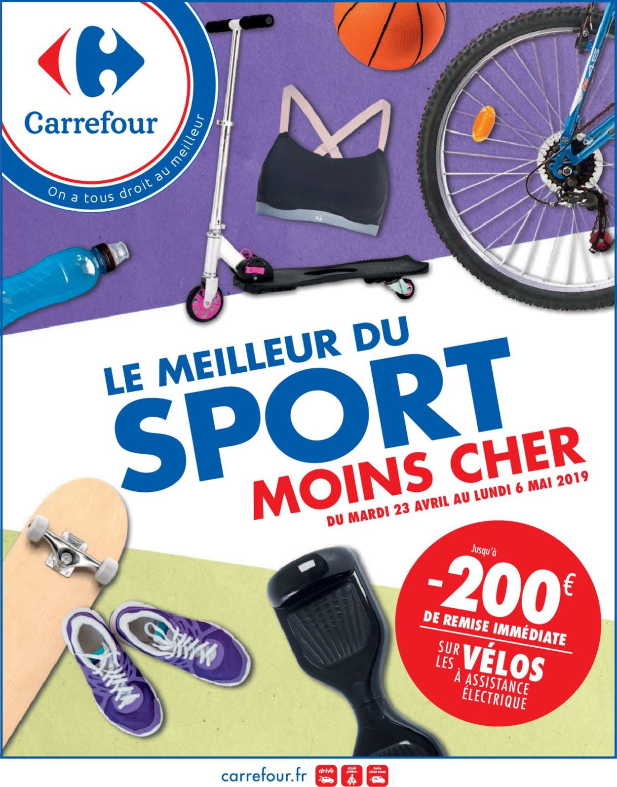 Carrefour Catalogue - 23.04-06.05.2019