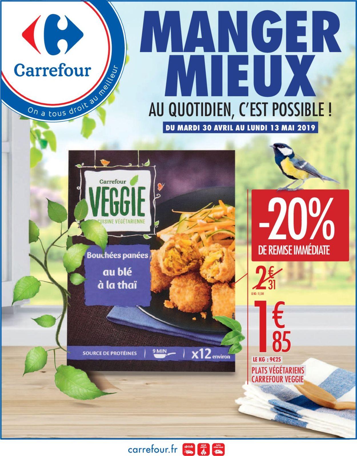 Carrefour Catalogue - 30.04-13.05.2019