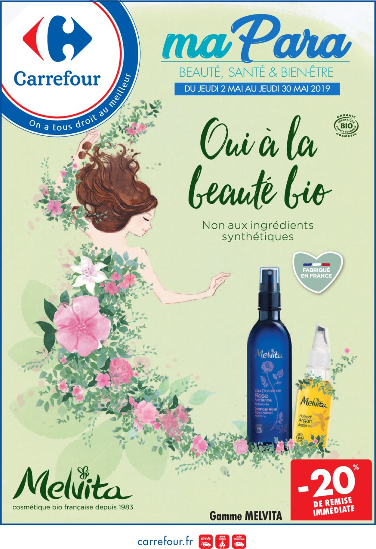Carrefour Catalogue - 02.05-30.05.2019
