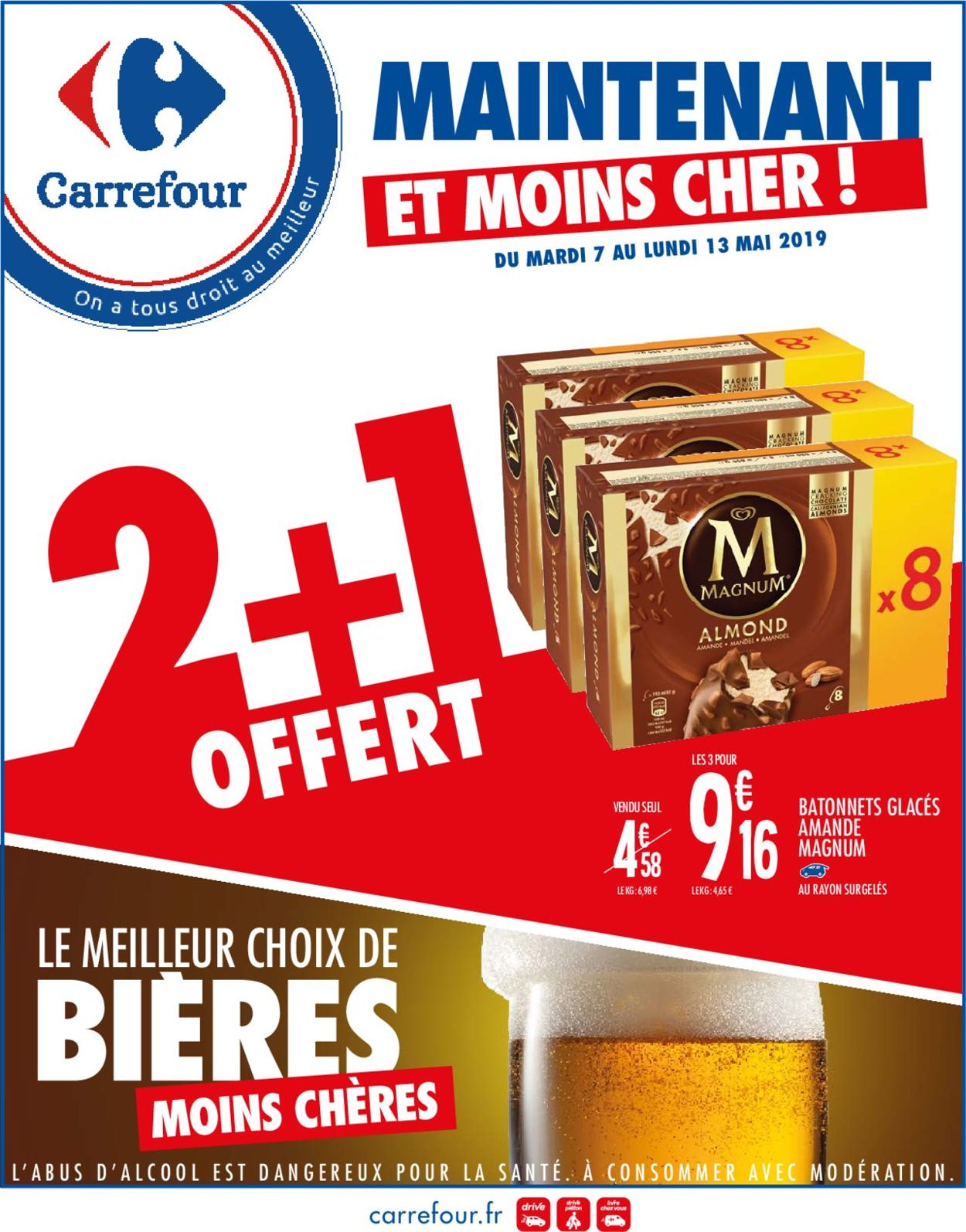 Carrefour Catalogue - 07.05-13.05.2019