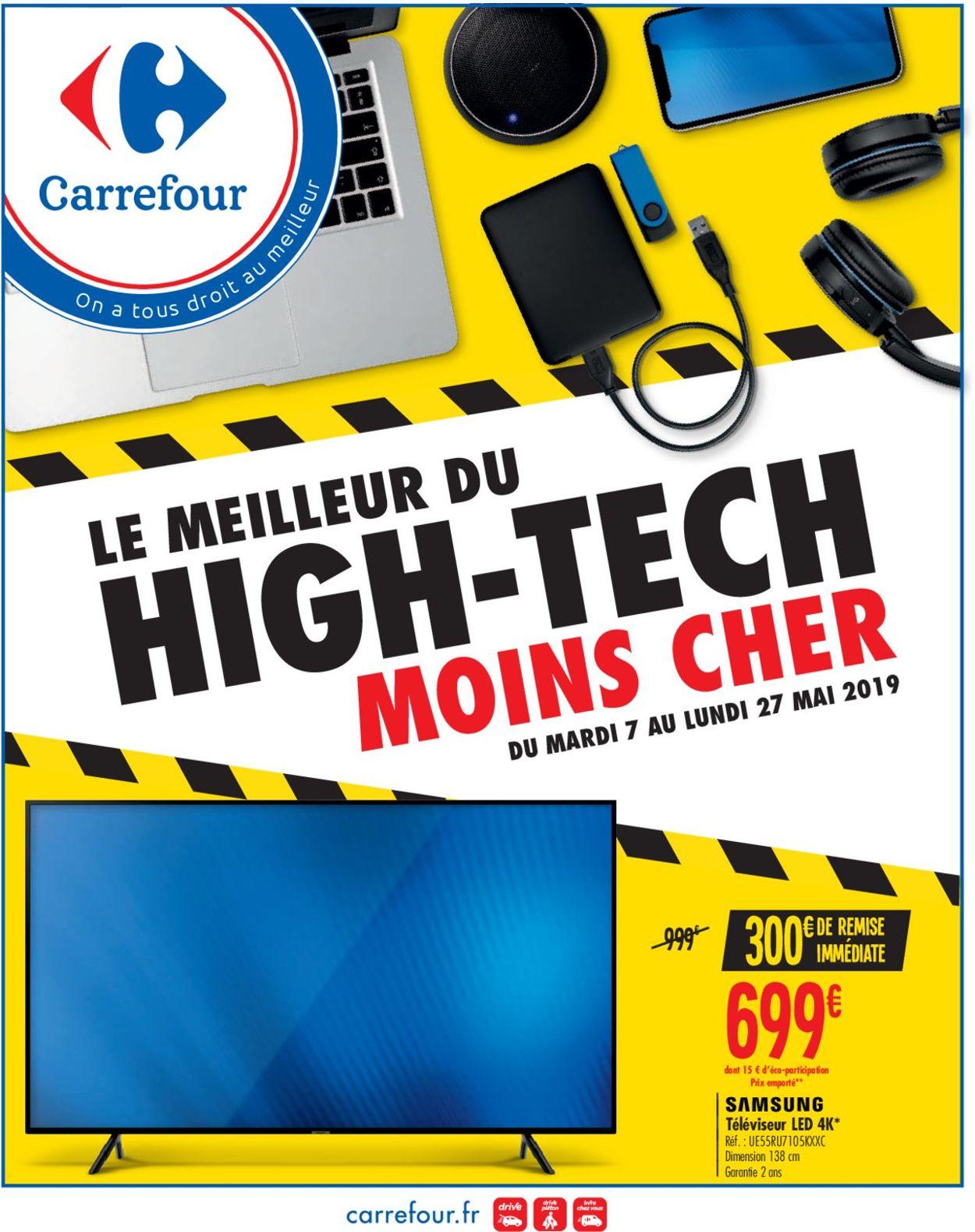 Carrefour Catalogue - 07.05-27.05.2019
