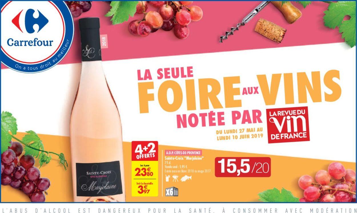 Carrefour Catalogue - 28.05-10.06.2019