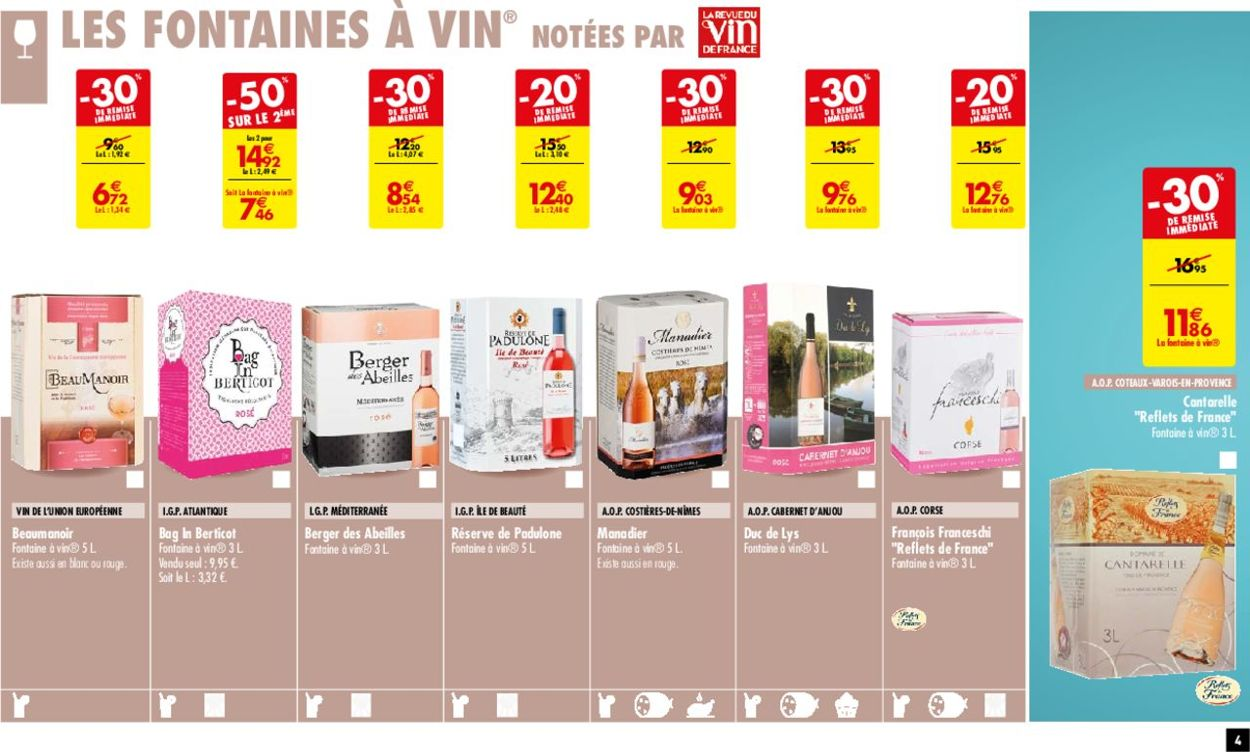 Carrefour Catalogue - 28.05-10.06.2019 (Page 4)