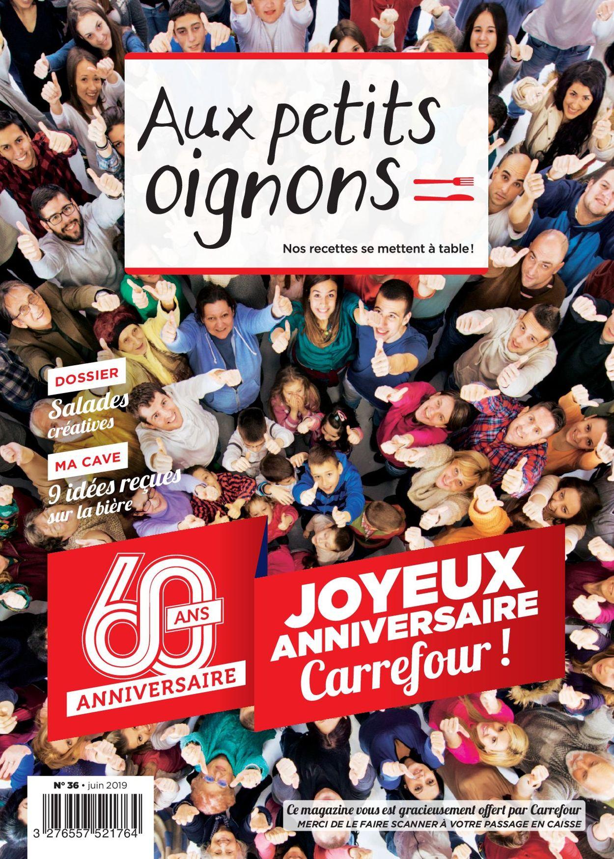 Carrefour Catalogue - 01.06-30.06.2019