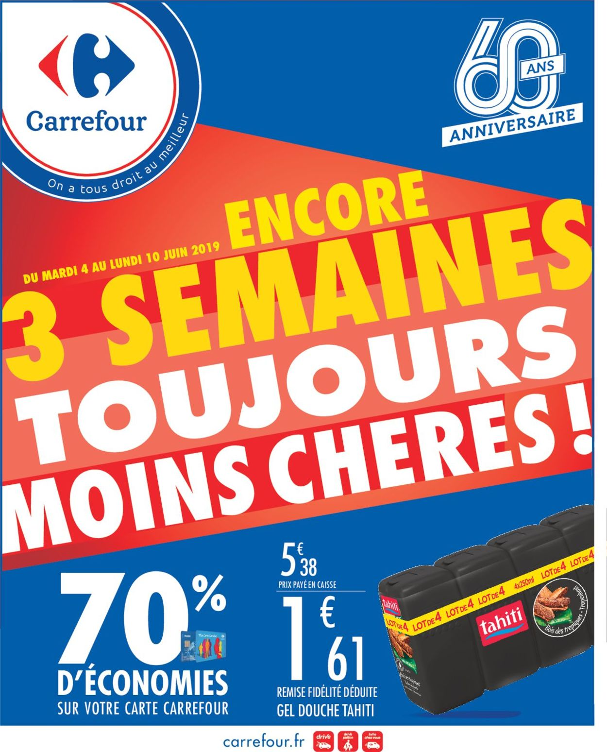 Carrefour Catalogue - 04.06-10.06.2019
