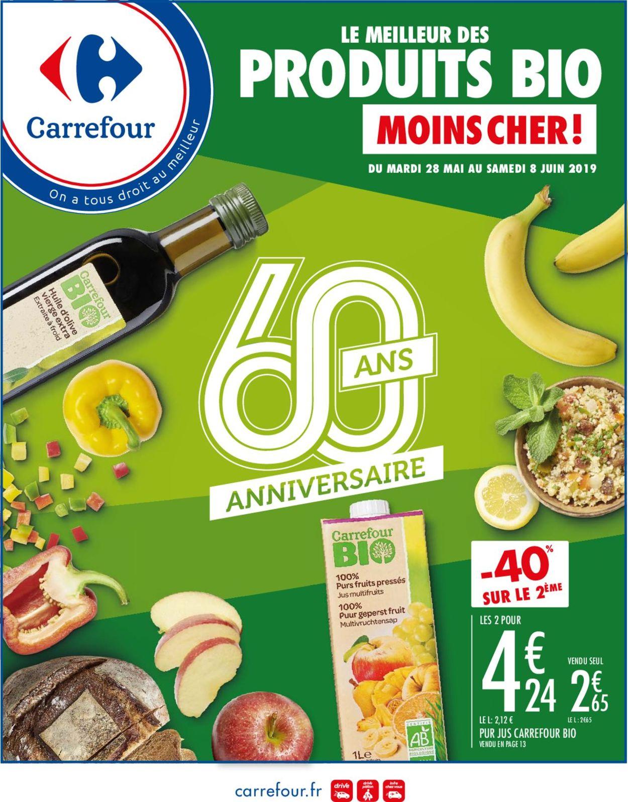 Carrefour Catalogue - 04.06-17.06.2019