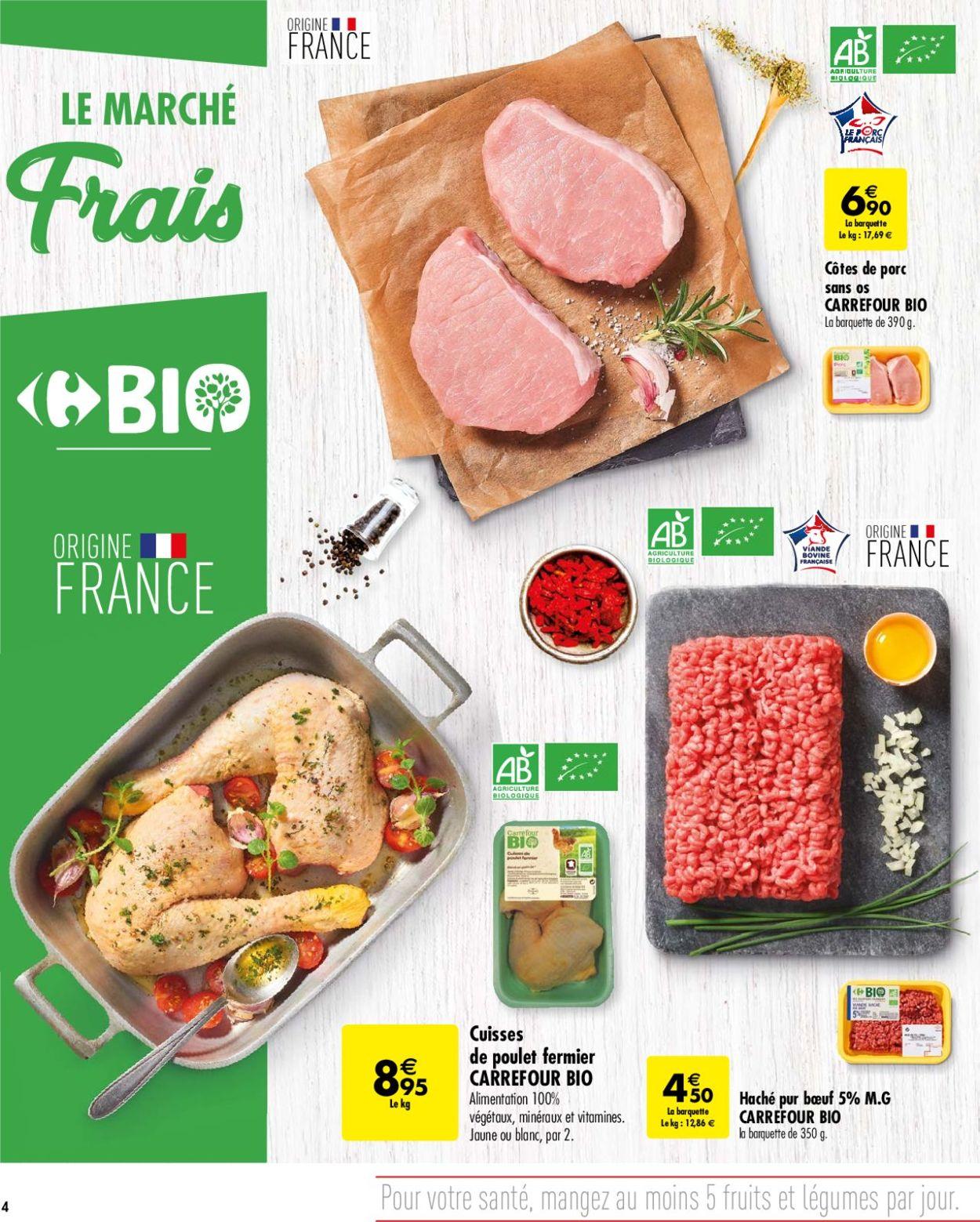 Carrefour Catalogue - 04.06-17.06.2019 (Page 4)
