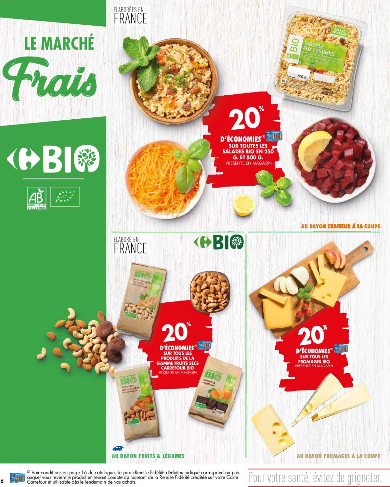 Carrefour Catalogue - 04.06-17.06.2019 (Page 6)