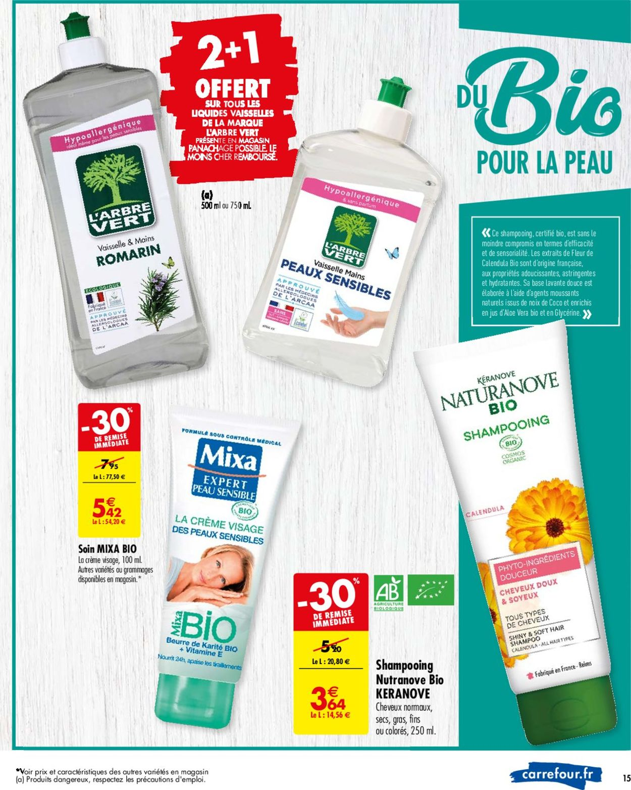 Carrefour Catalogue - 04.06-17.06.2019 (Page 15)