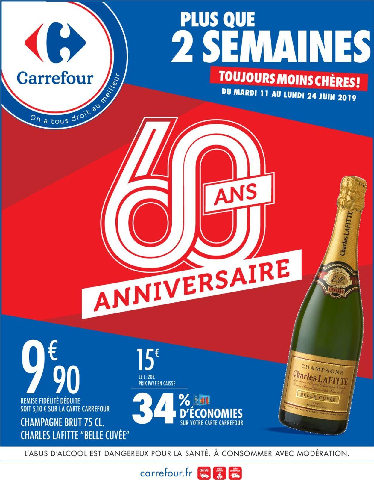 Carrefour Catalogue - 11.06-24.06.2019