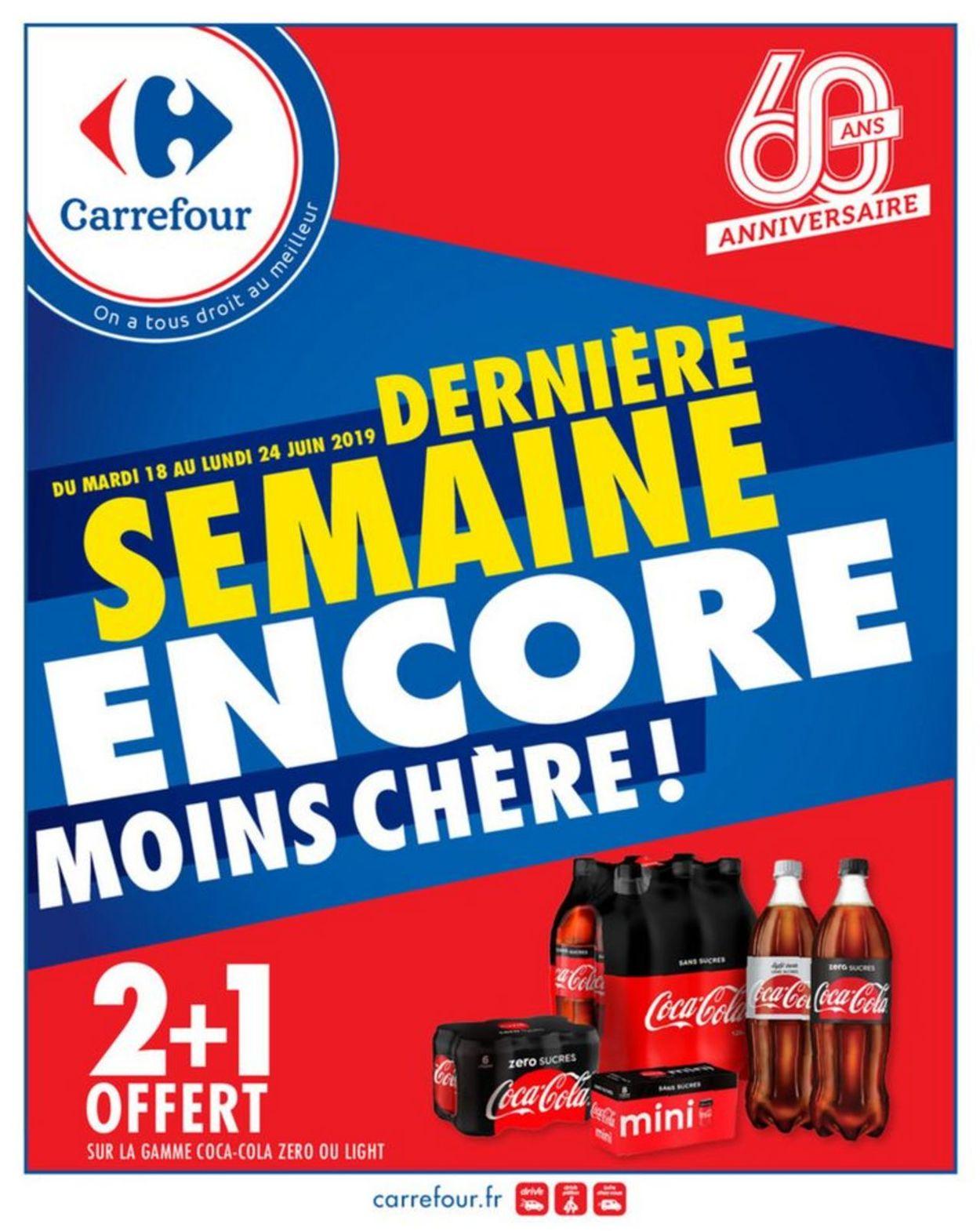 Carrefour Catalogue - 18.06-24.06.2019