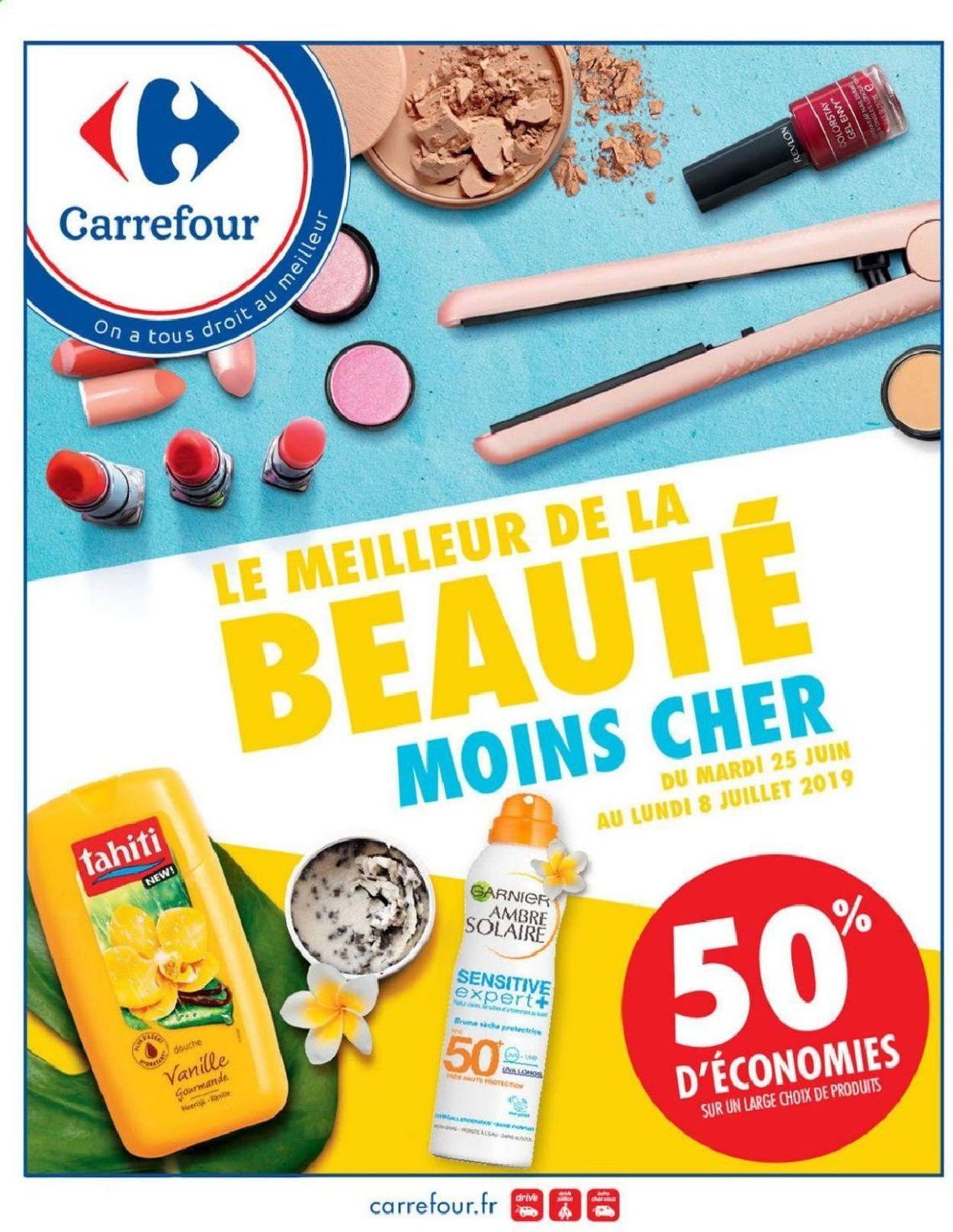 Carrefour Catalogue - 25.06-08.07.2019