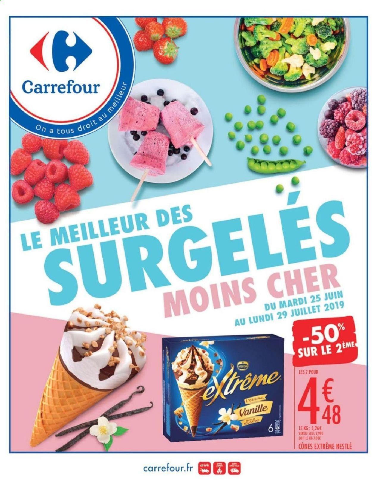 Carrefour Catalogue - 25.06-29.07.2019