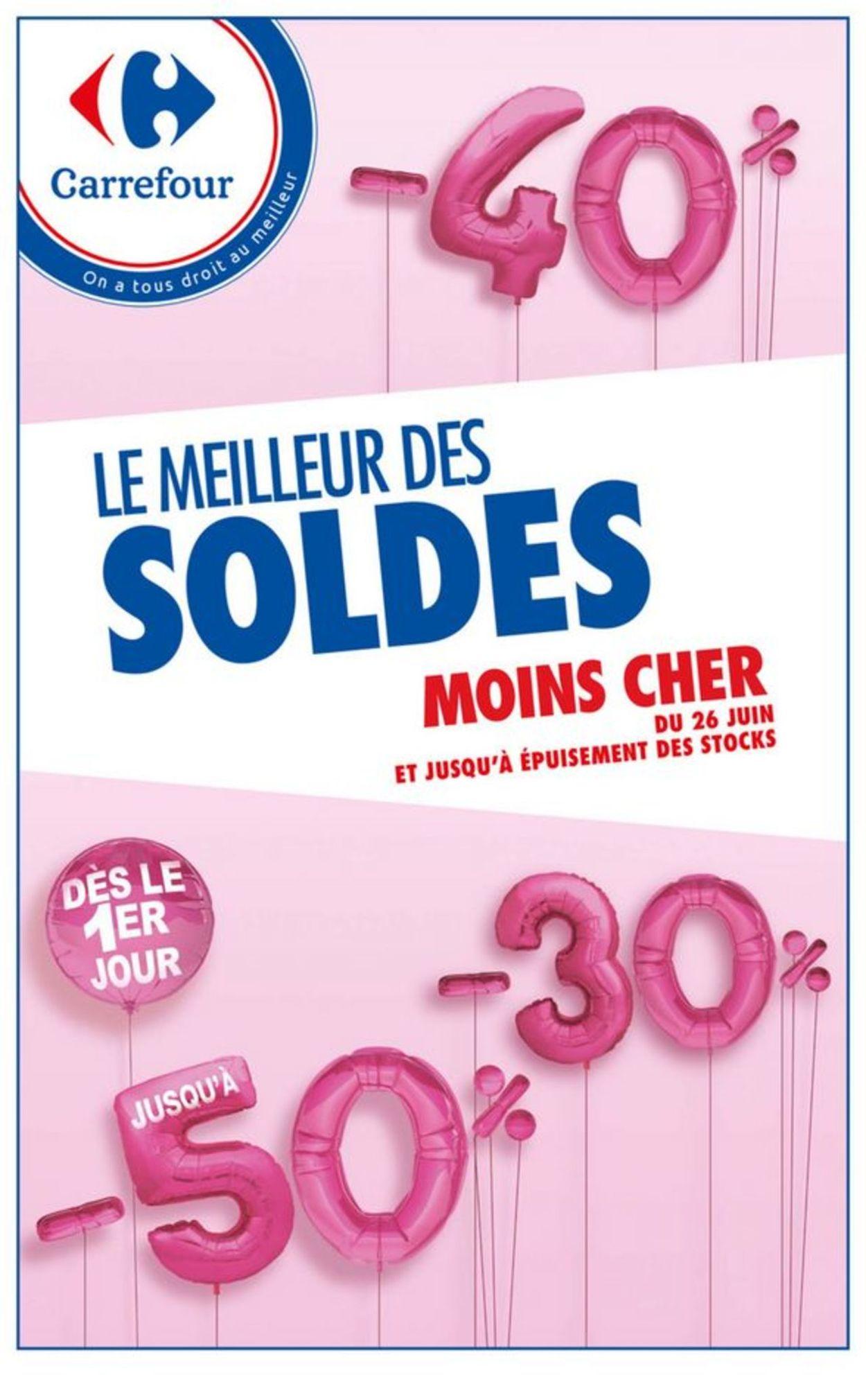Carrefour Catalogue - 03.07-22.07.2019
