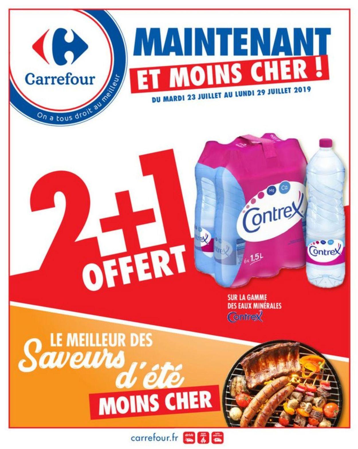 Carrefour Catalogue - 23.07-29.07.2019