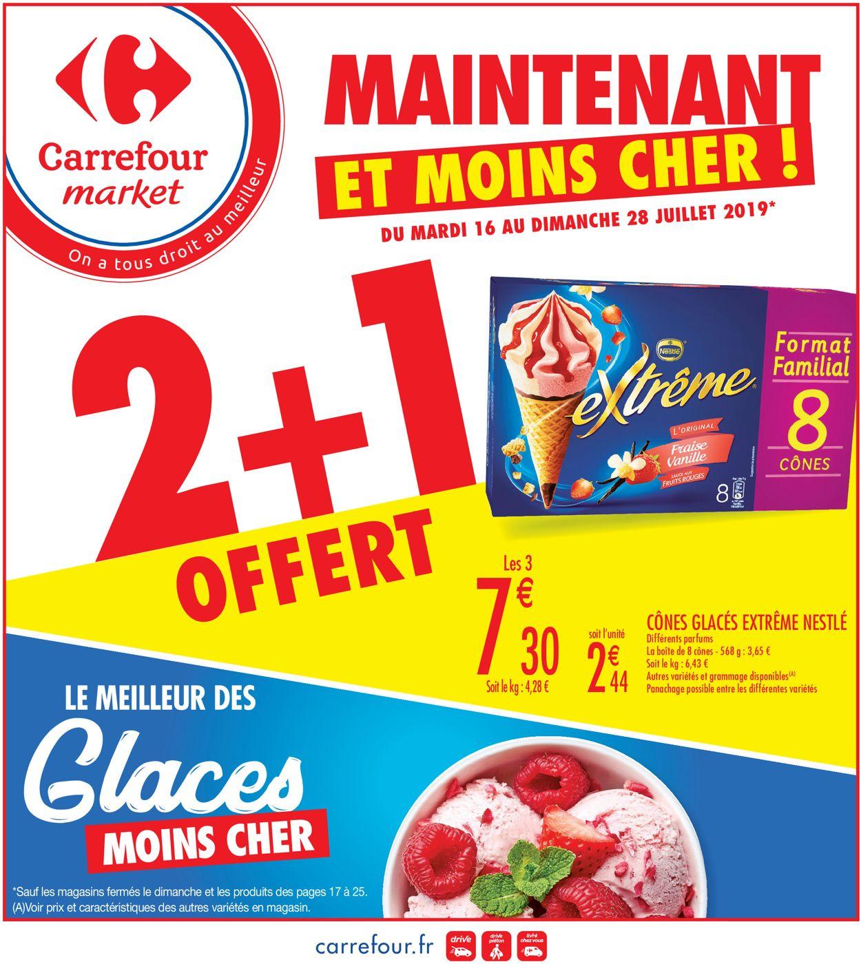 Carrefour Catalogue - 16.07-28.07.2019