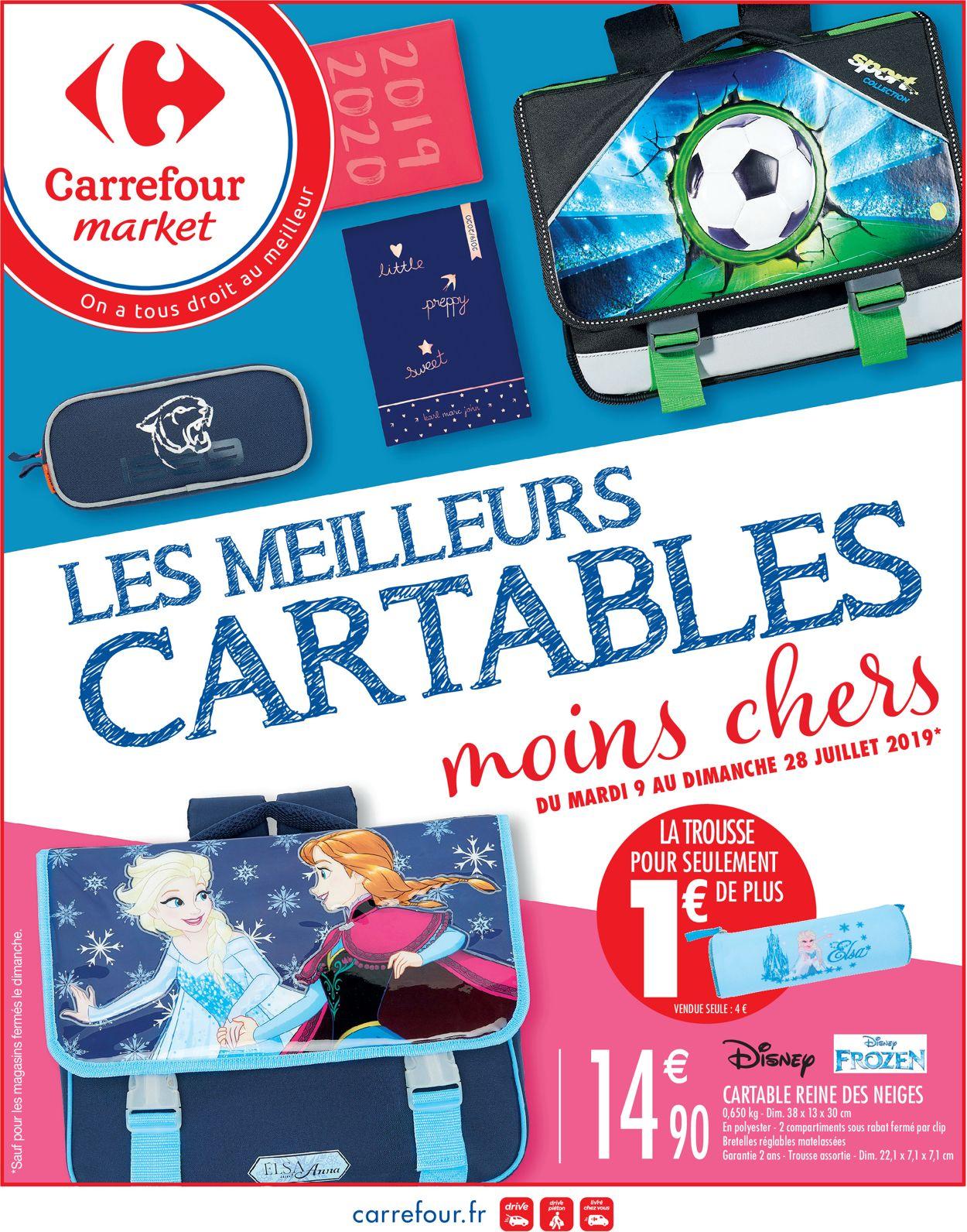 Carrefour Catalogue - 09.07-28.07.2019