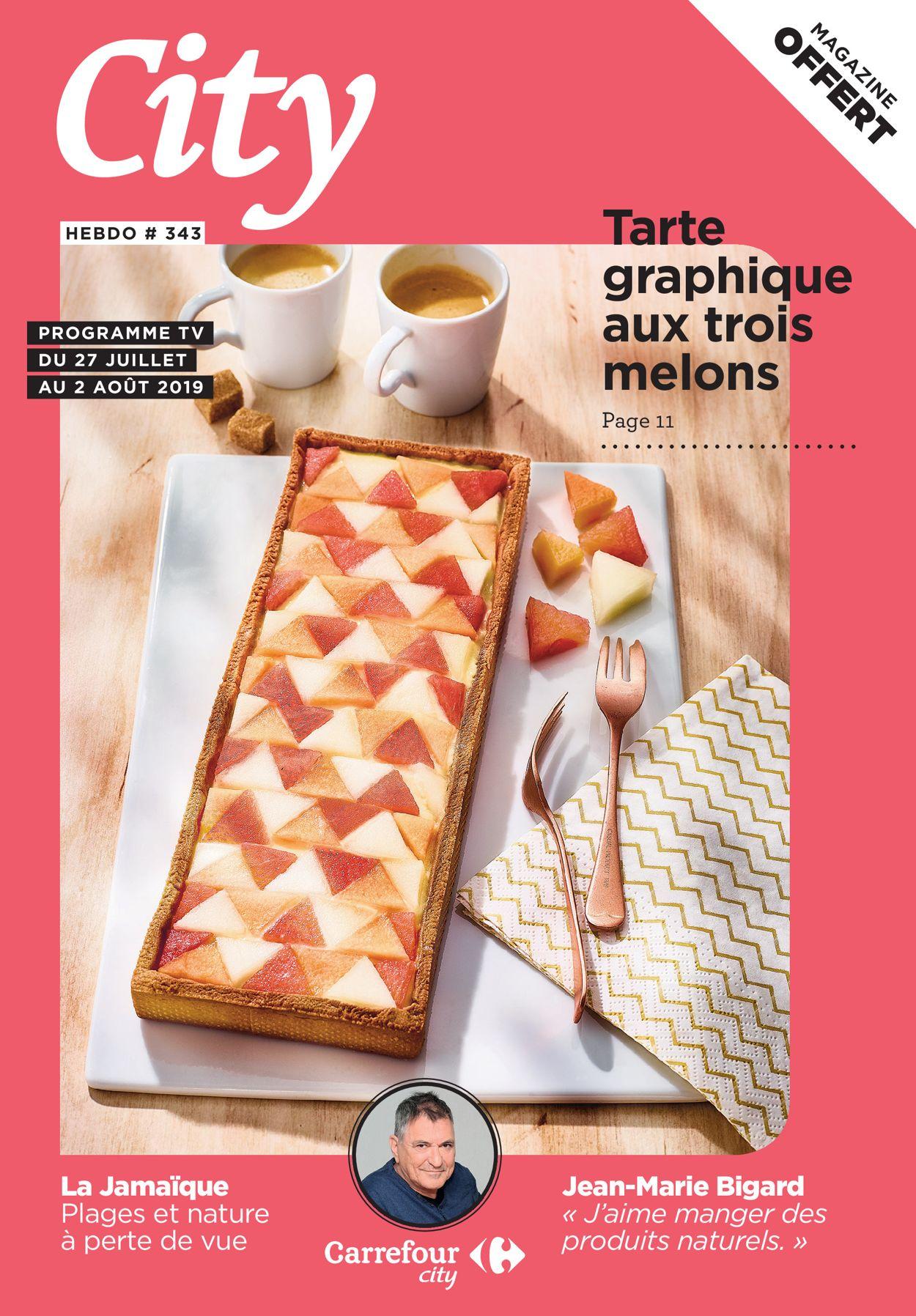 Carrefour Catalogue - 27.07-02.08.2019