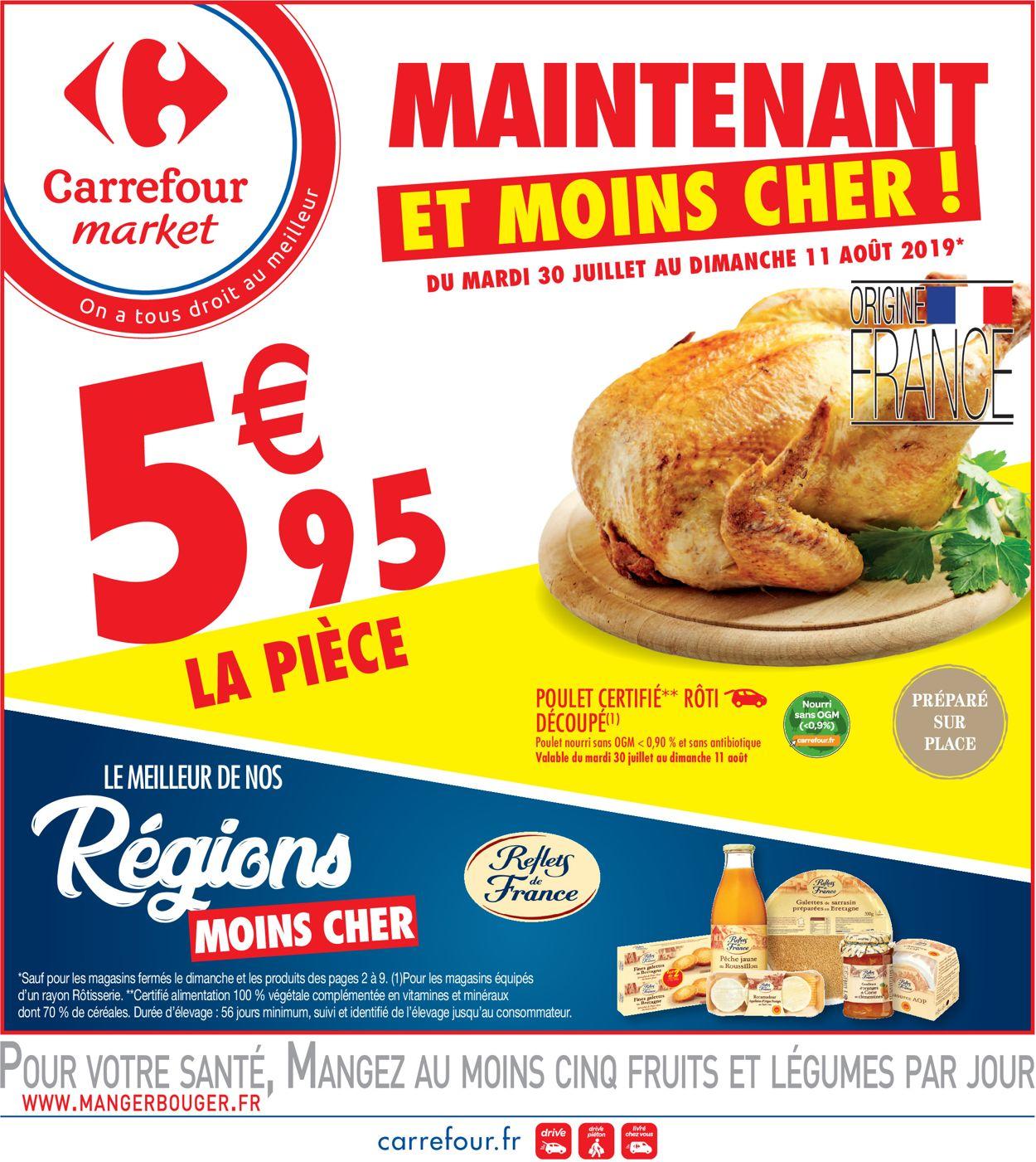 Carrefour Catalogue - 30.07-11.08.2019