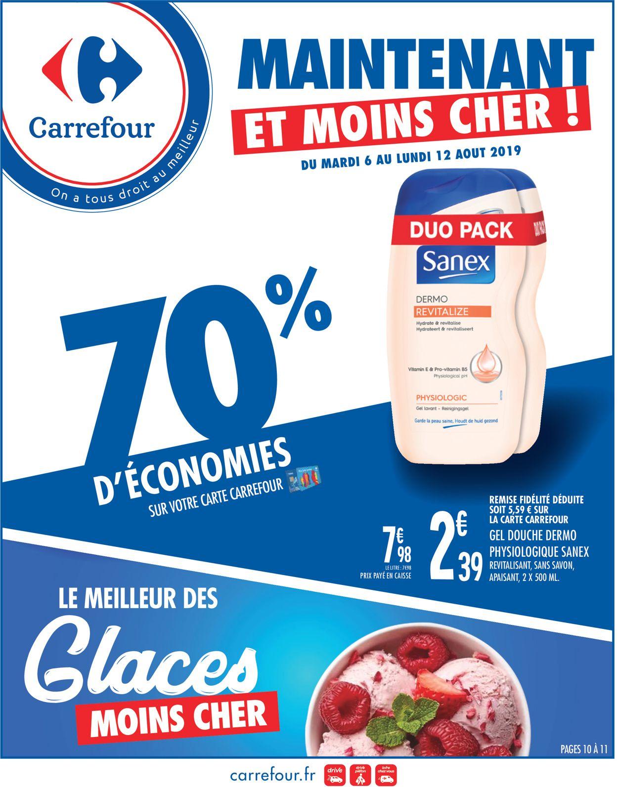 Carrefour Catalogue - 06.08-12.08.2019