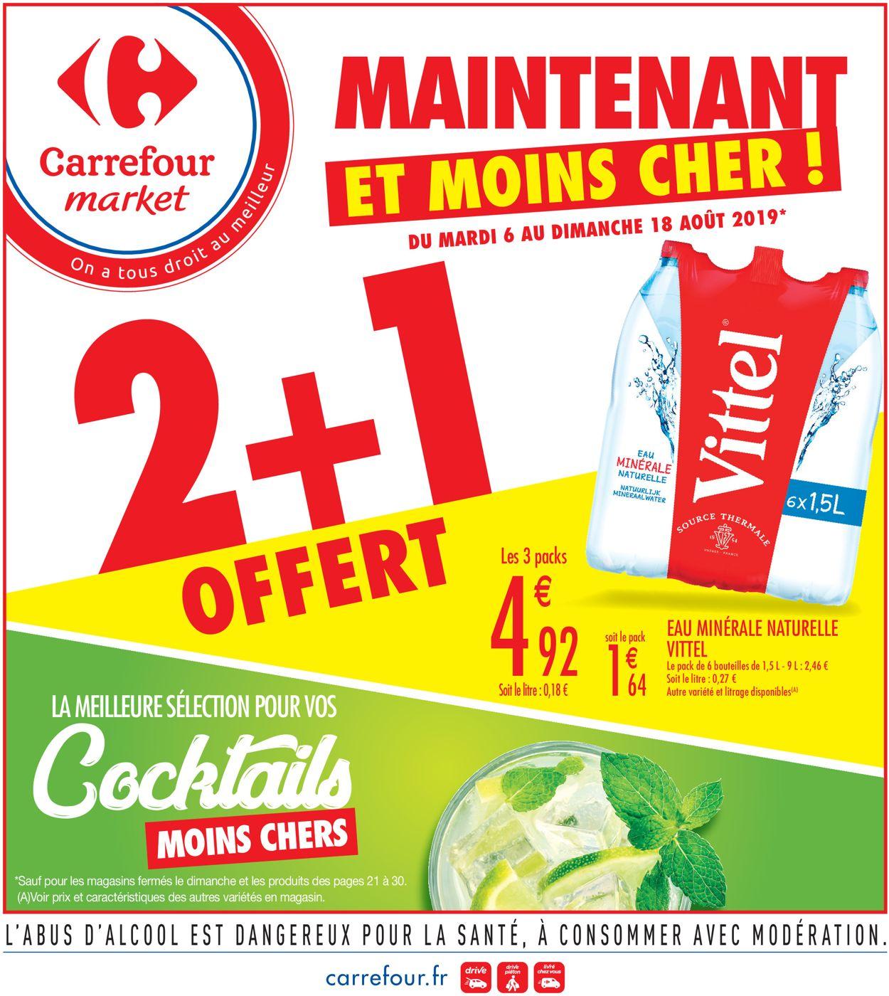 Carrefour Catalogue - 06.08-18.08.2019