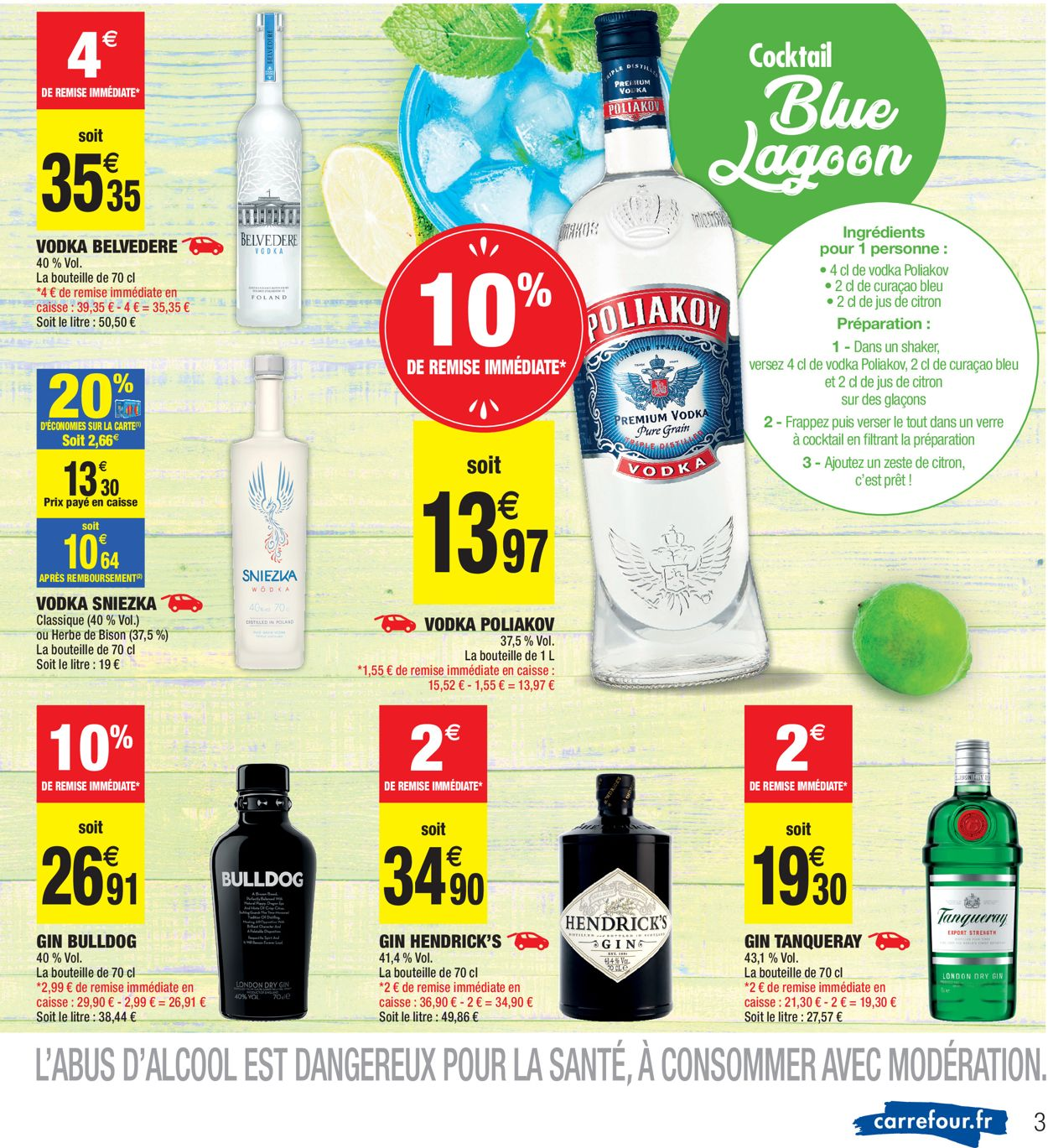 Carrefour Catalogue - 06.08-18.08.2019 (Page 3)