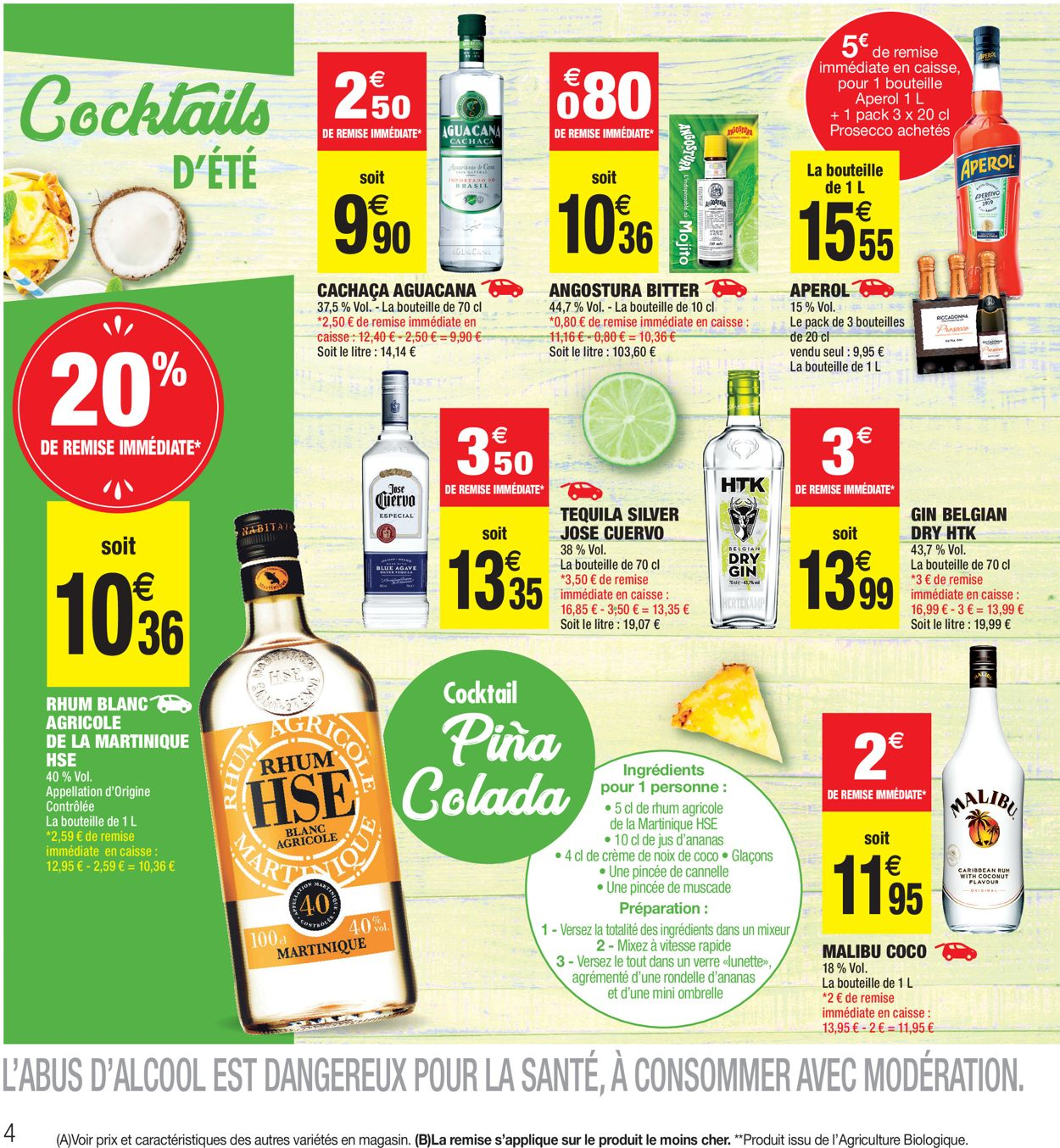 Carrefour Catalogue - 06.08-18.08.2019 (Page 4)