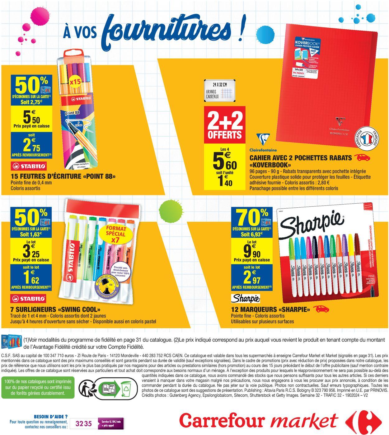 Carrefour Catalogue - 06.08-18.08.2019 (Page 40)