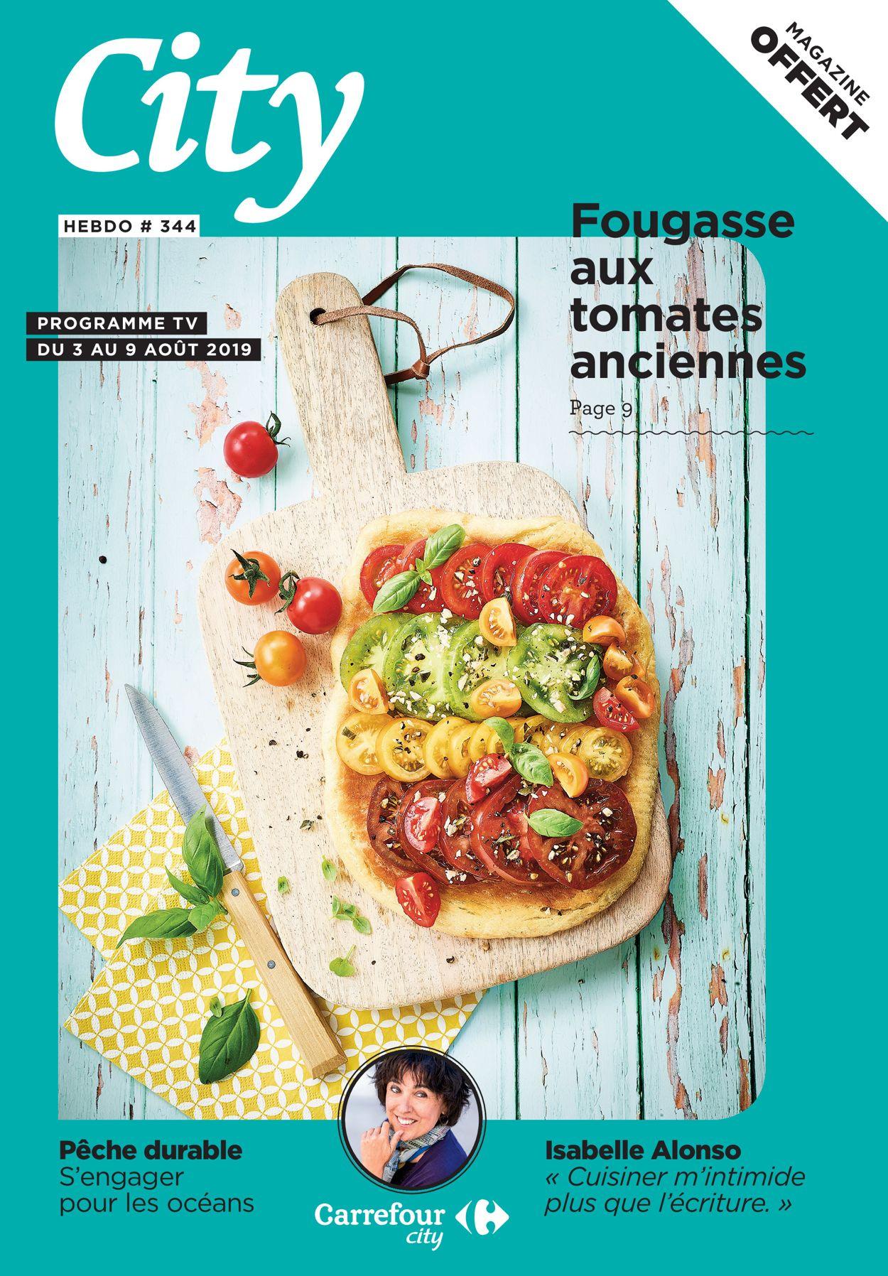 Carrefour Catalogue - 03.08-09.08.2019