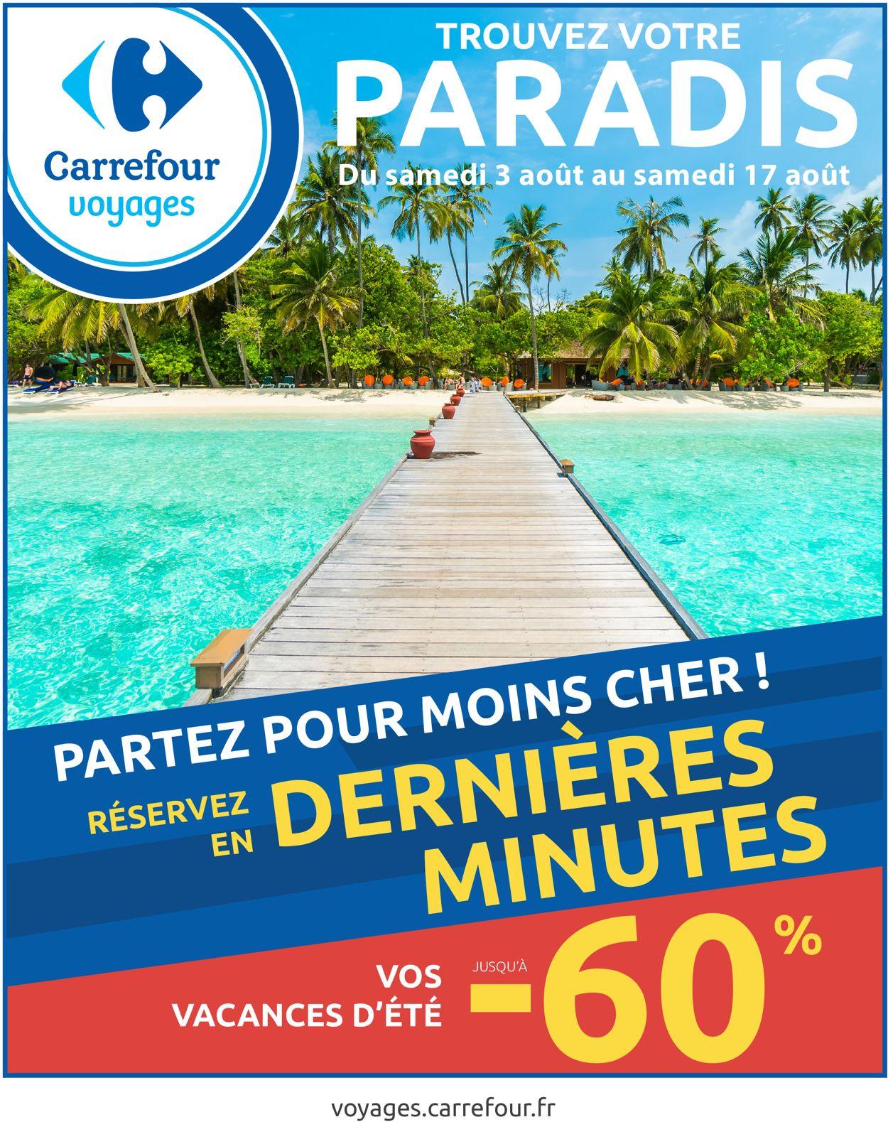 Carrefour Catalogue - 24.07-07.08.2019