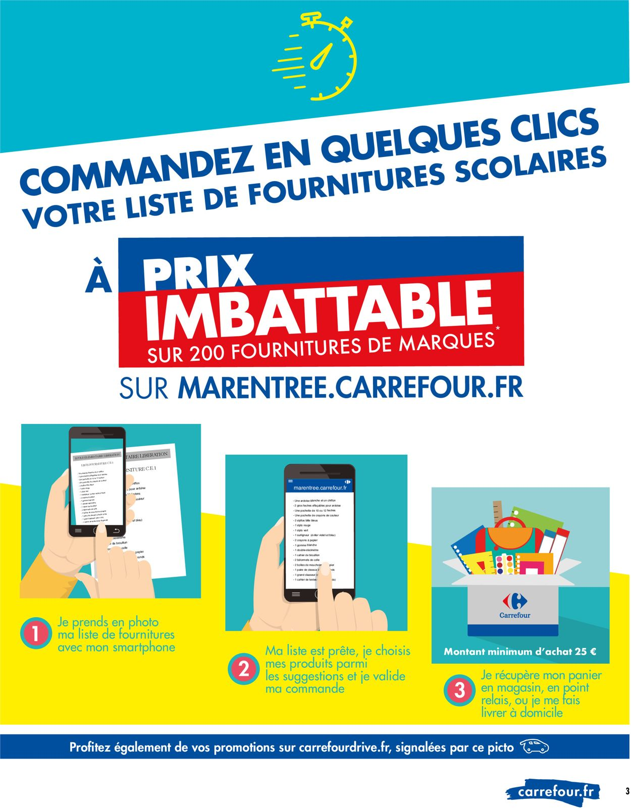 Carrefour Catalogue - 13.08-26.08.2019 (Page 3)