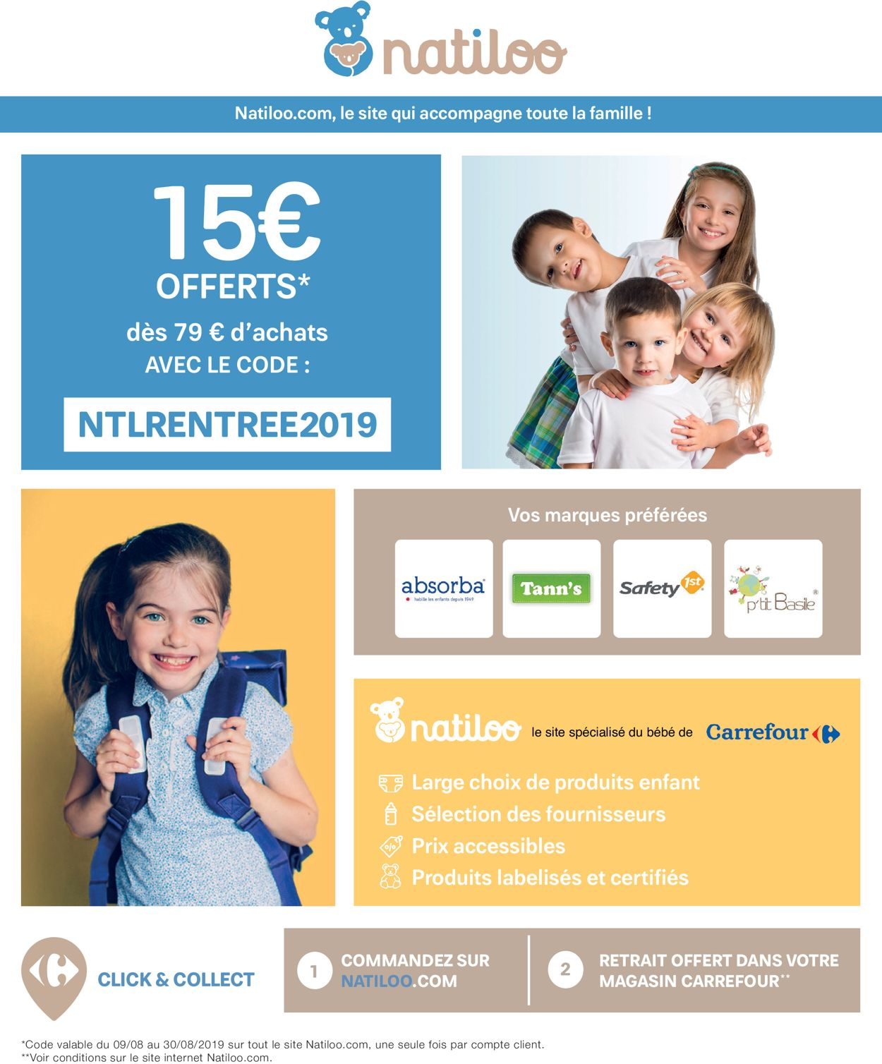 Carrefour Catalogue - 13.08-26.08.2019 (Page 97)