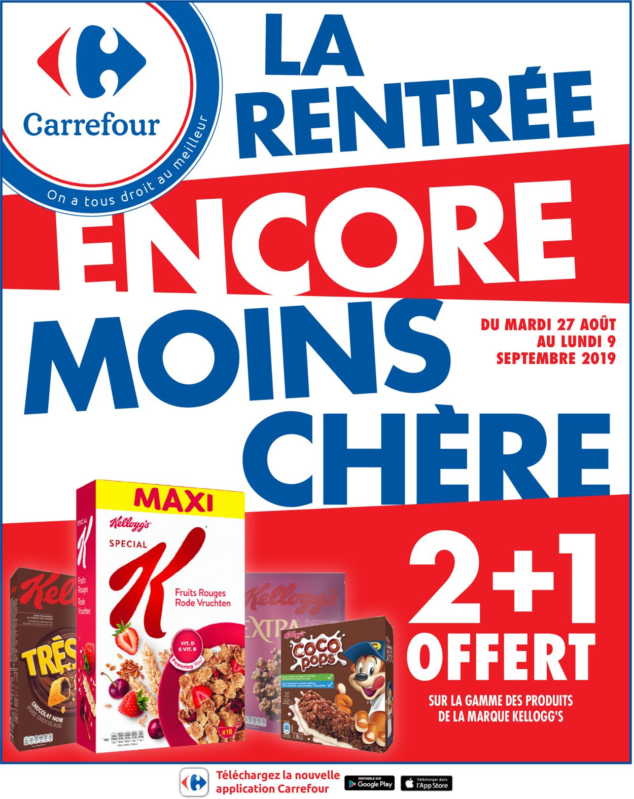 Carrefour Catalogue - 27.08-09.09.2019