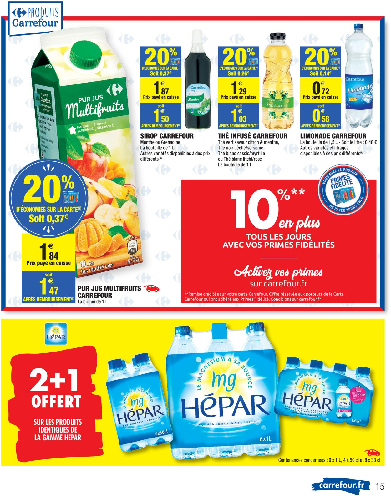 Carrefour Catalogue - 20.08-01.09.2019 (Page 15)