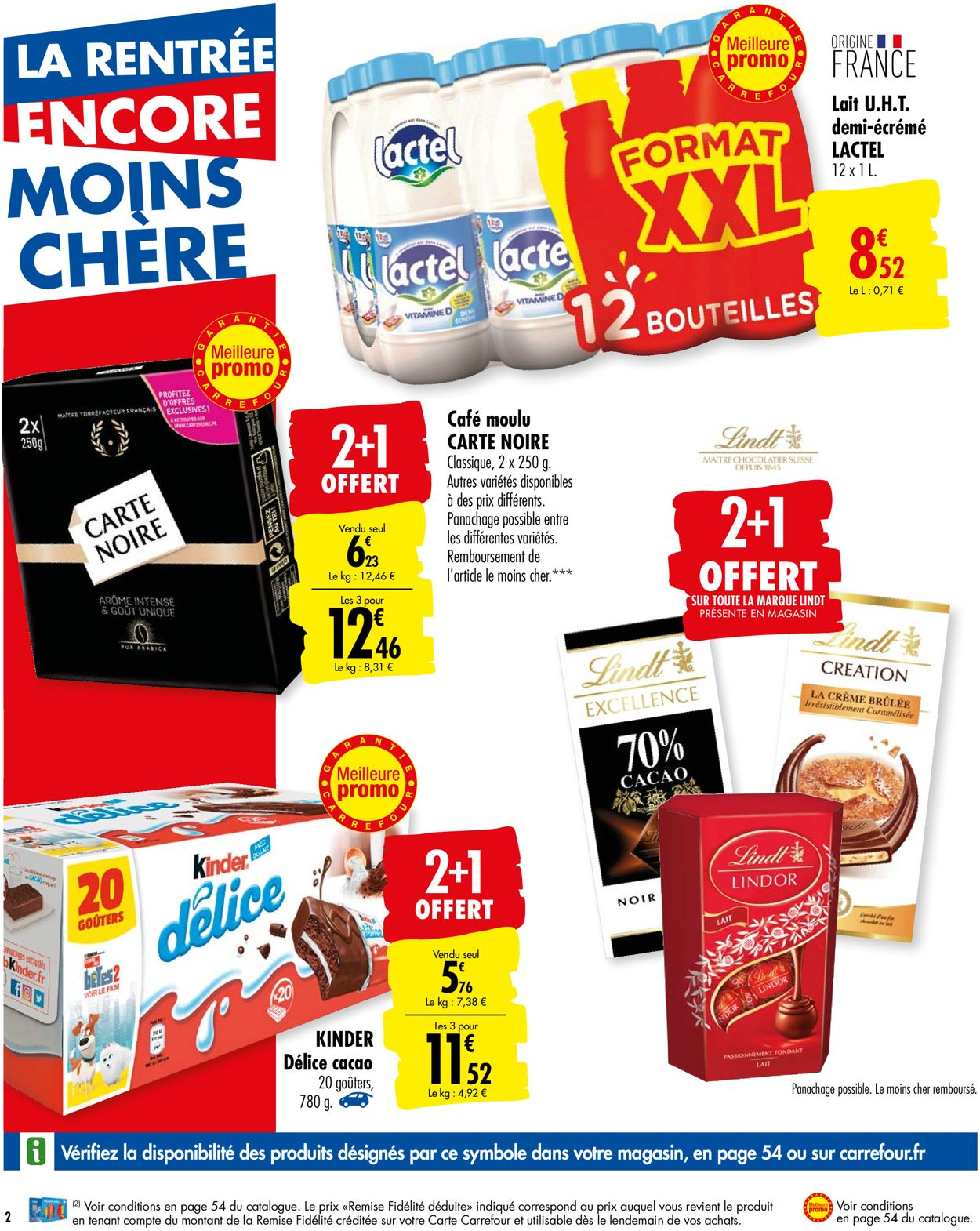 Carrefour Catalogue - 03.09-09.09.2019 (Page 2)