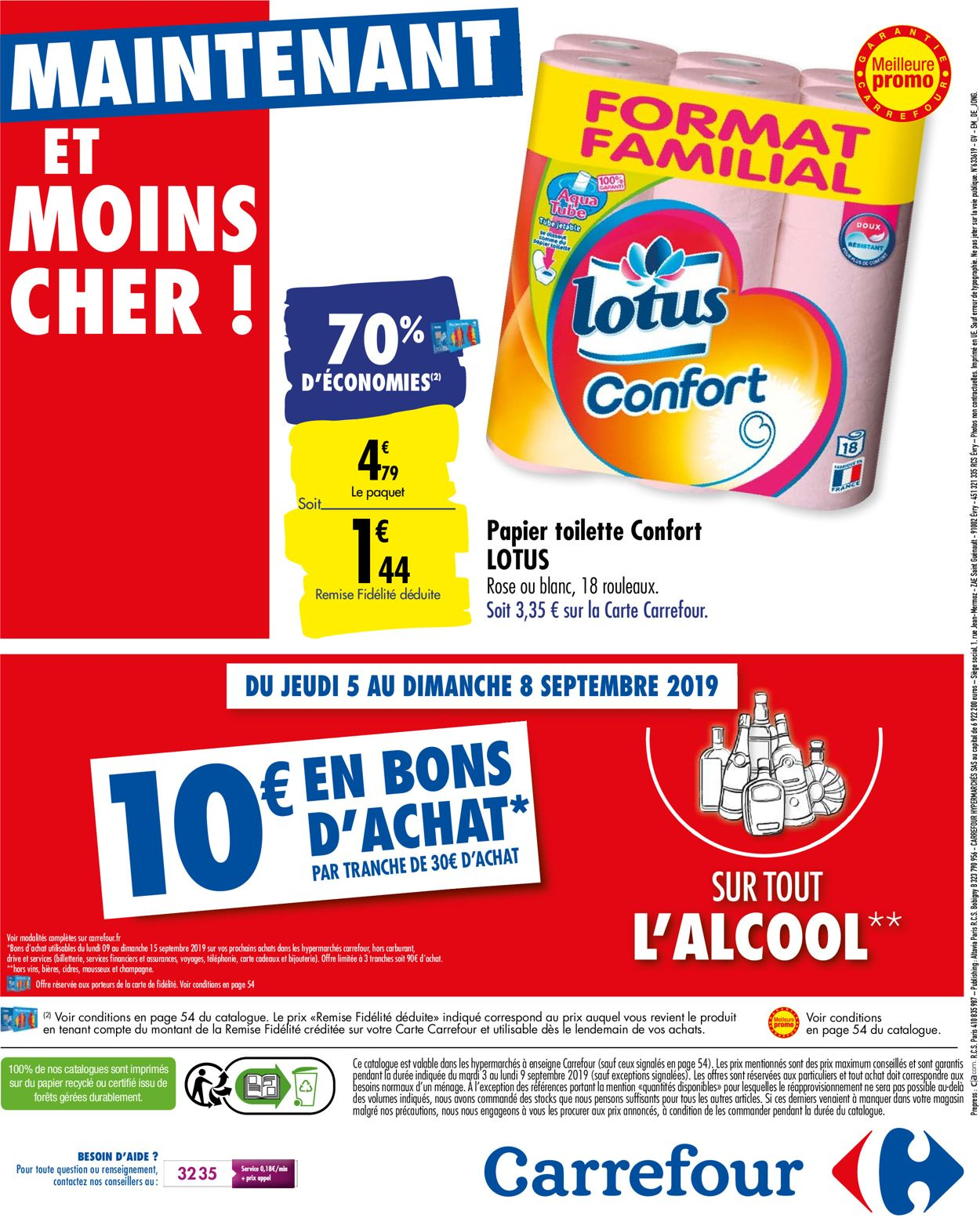 Carrefour Catalogue - 03.09-09.09.2019 (Page 59)