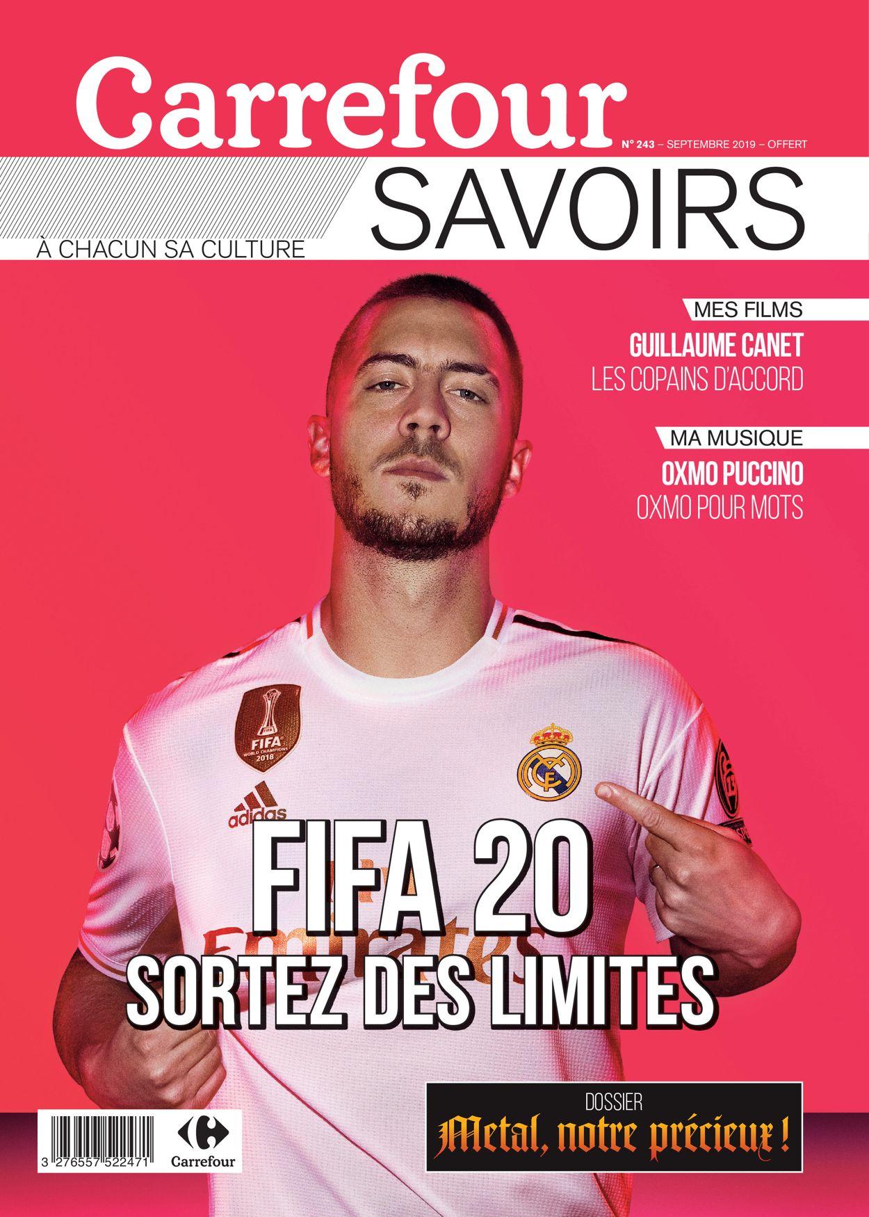 Carrefour Catalogue - 01.09-30.09.2019