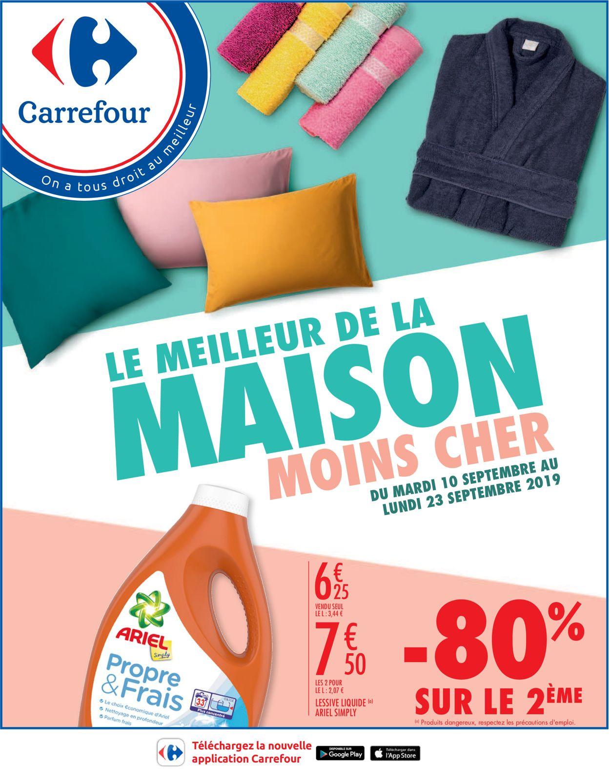 Carrefour Catalogue - 17.09-23.09.2019
