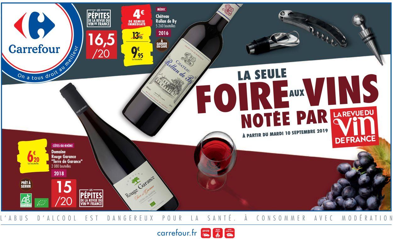 Carrefour Catalogue - 10.09-23.09.2019