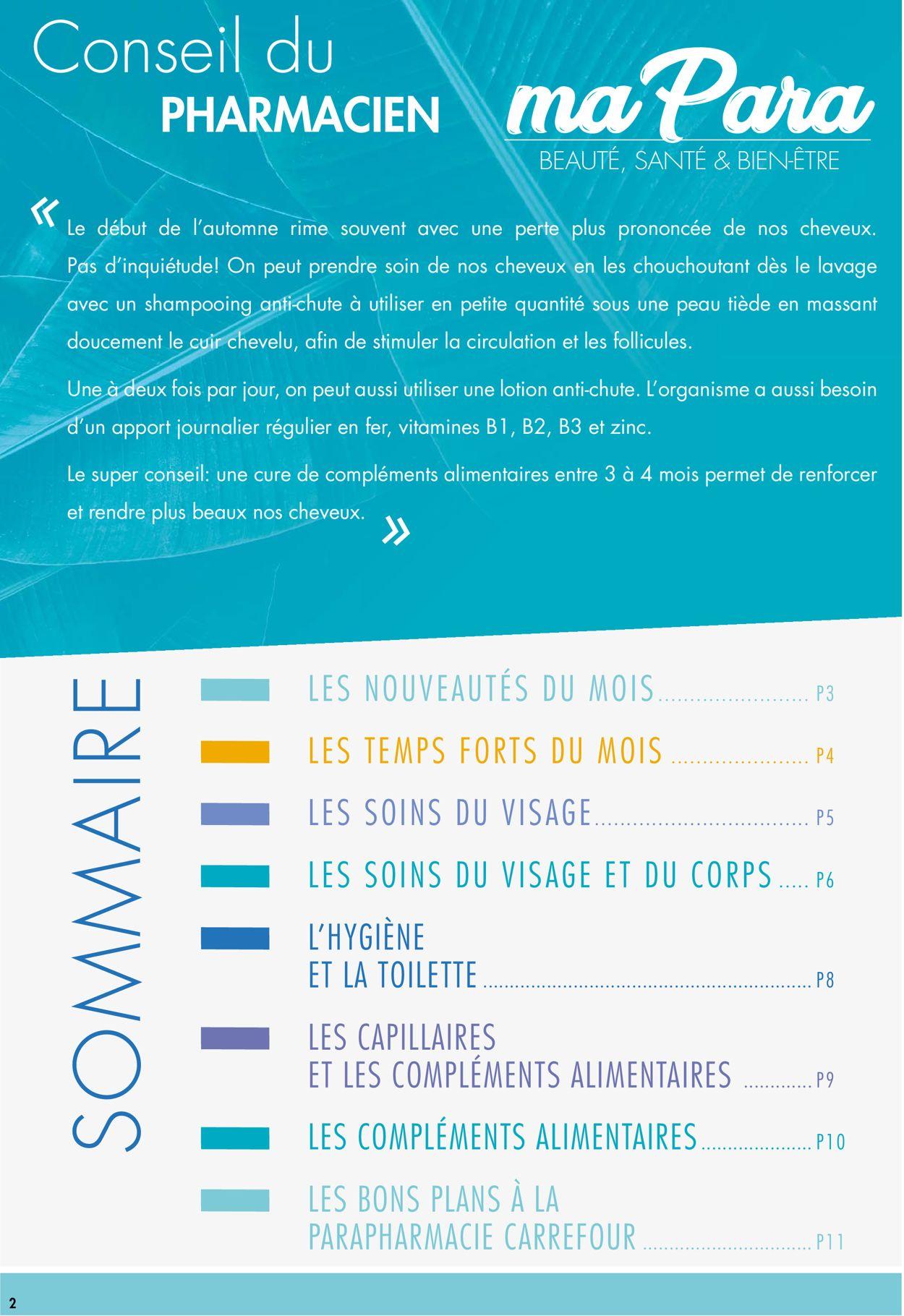 Carrefour Catalogue - 02.10-30.10.2019 (Page 2)