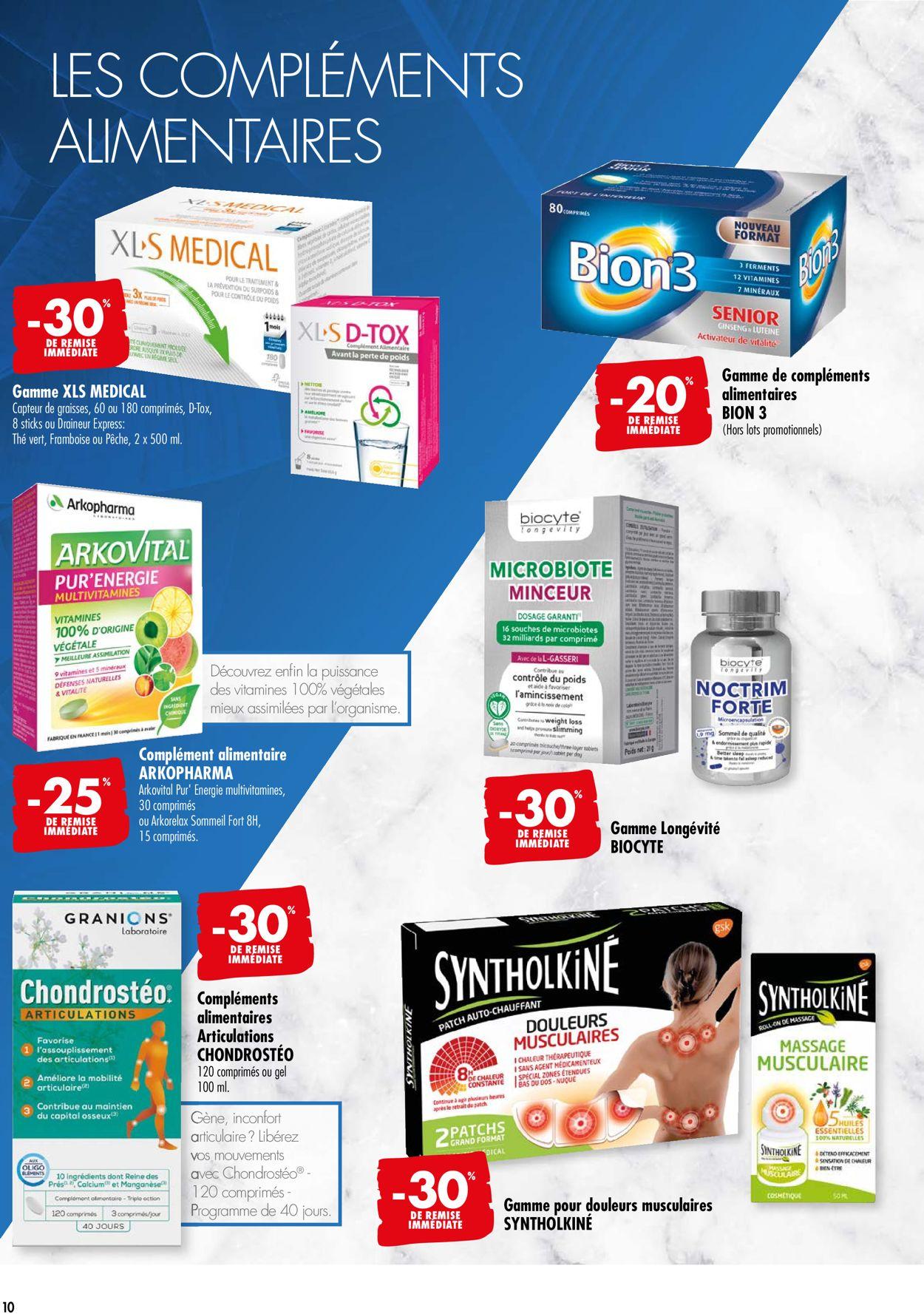 Carrefour Catalogue - 02.10-30.10.2019 (Page 10)