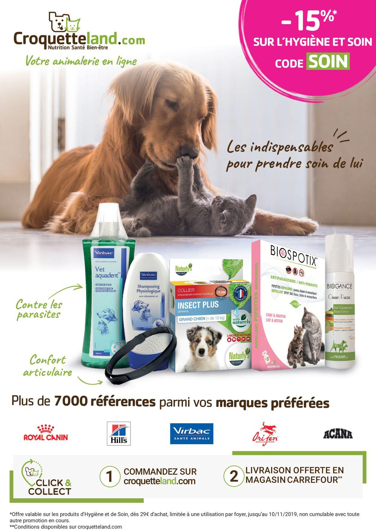 Carrefour Catalogue - 02.10-30.10.2019 (Page 12)