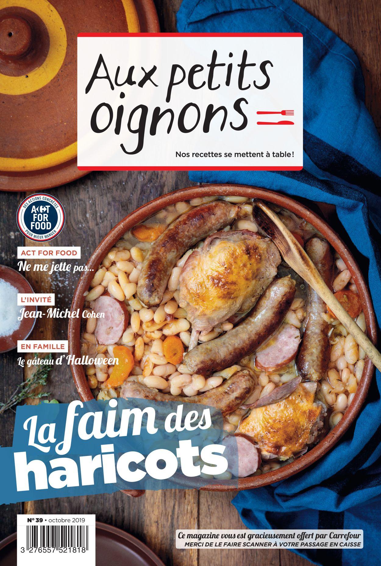 Carrefour Catalogue - 01.10-31.10.2019