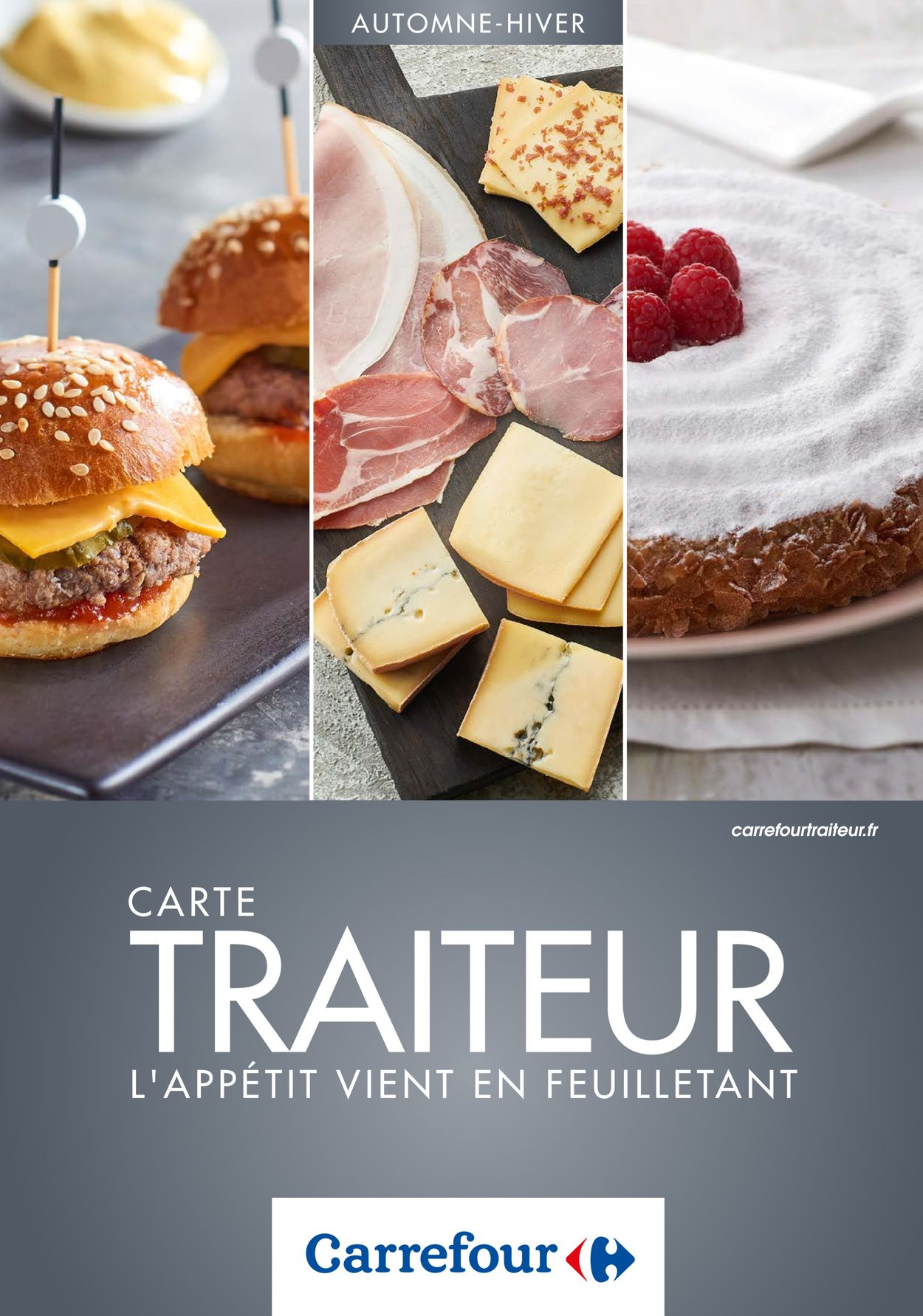 Carrefour Catalogue - 18.09-19.03.2020