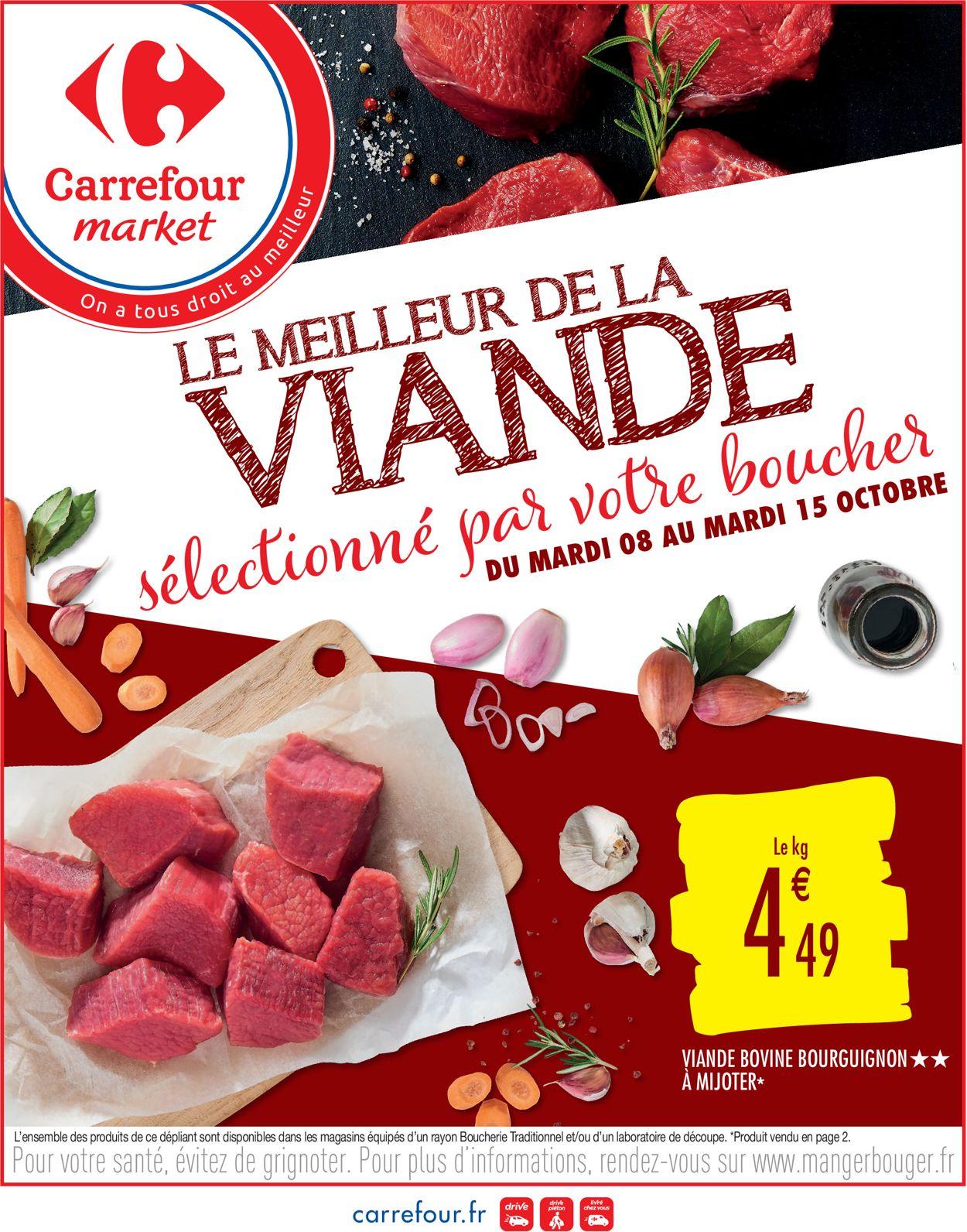 Carrefour Catalogue - 08.10-15.10.2019