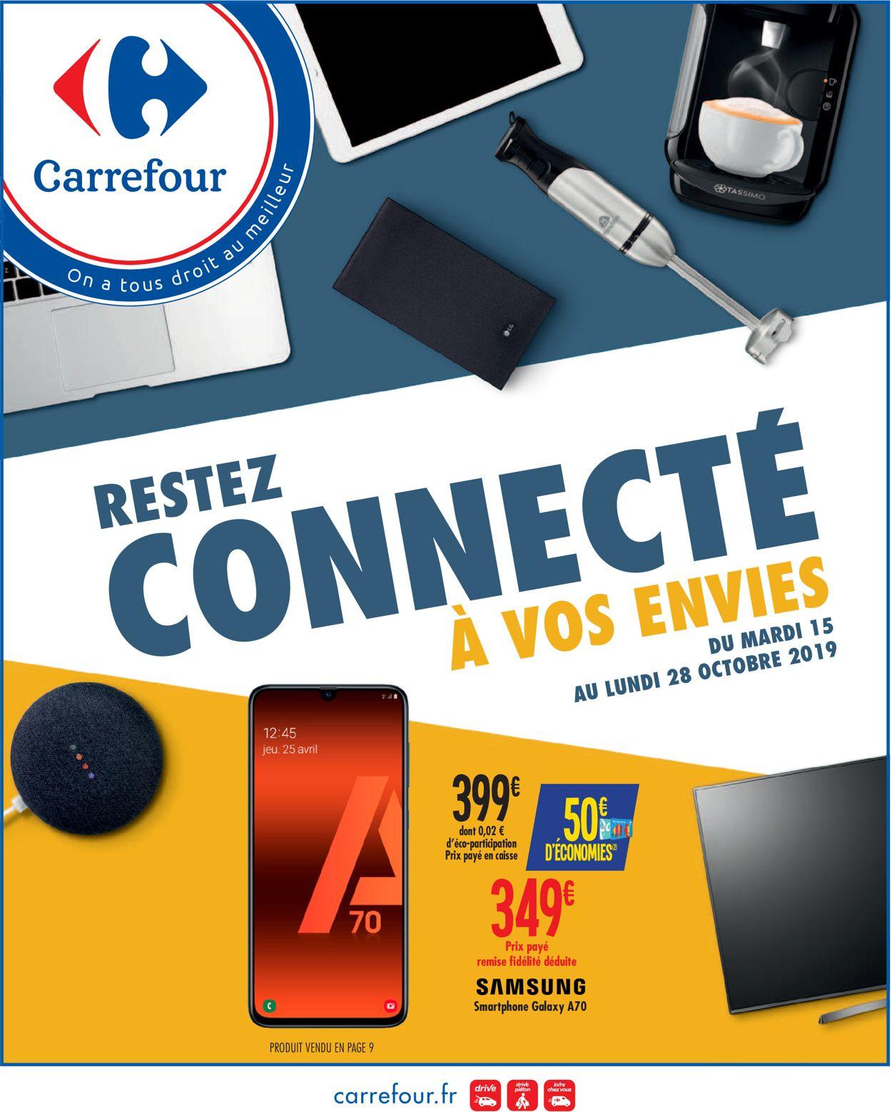 Carrefour Catalogue - 15.10-28.10.2019