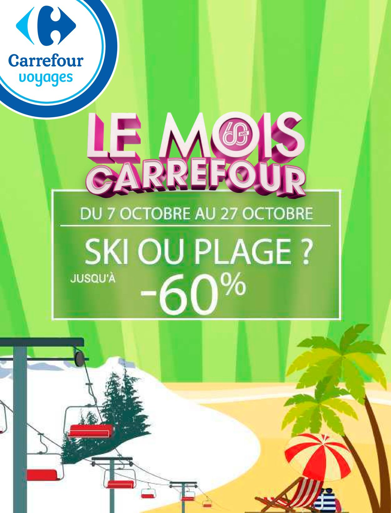 Carrefour Catalogue - 07.10-27.10.2019