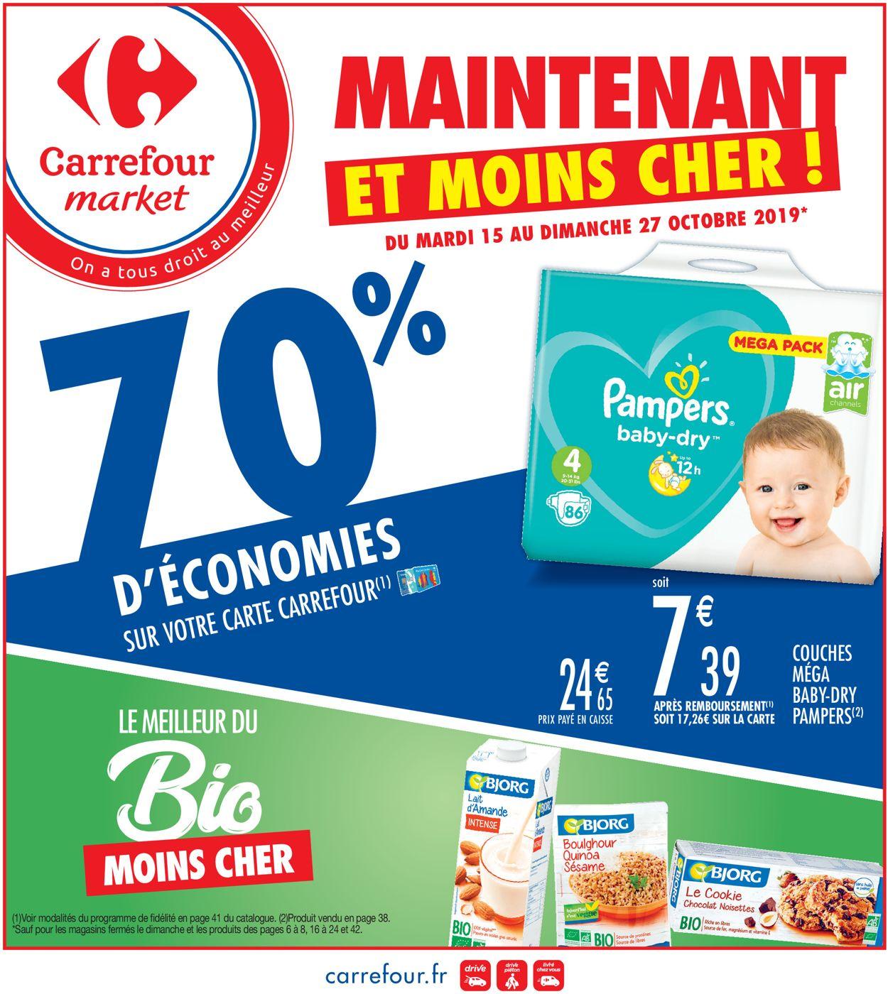 Carrefour Catalogue - 15.10-27.10.2019